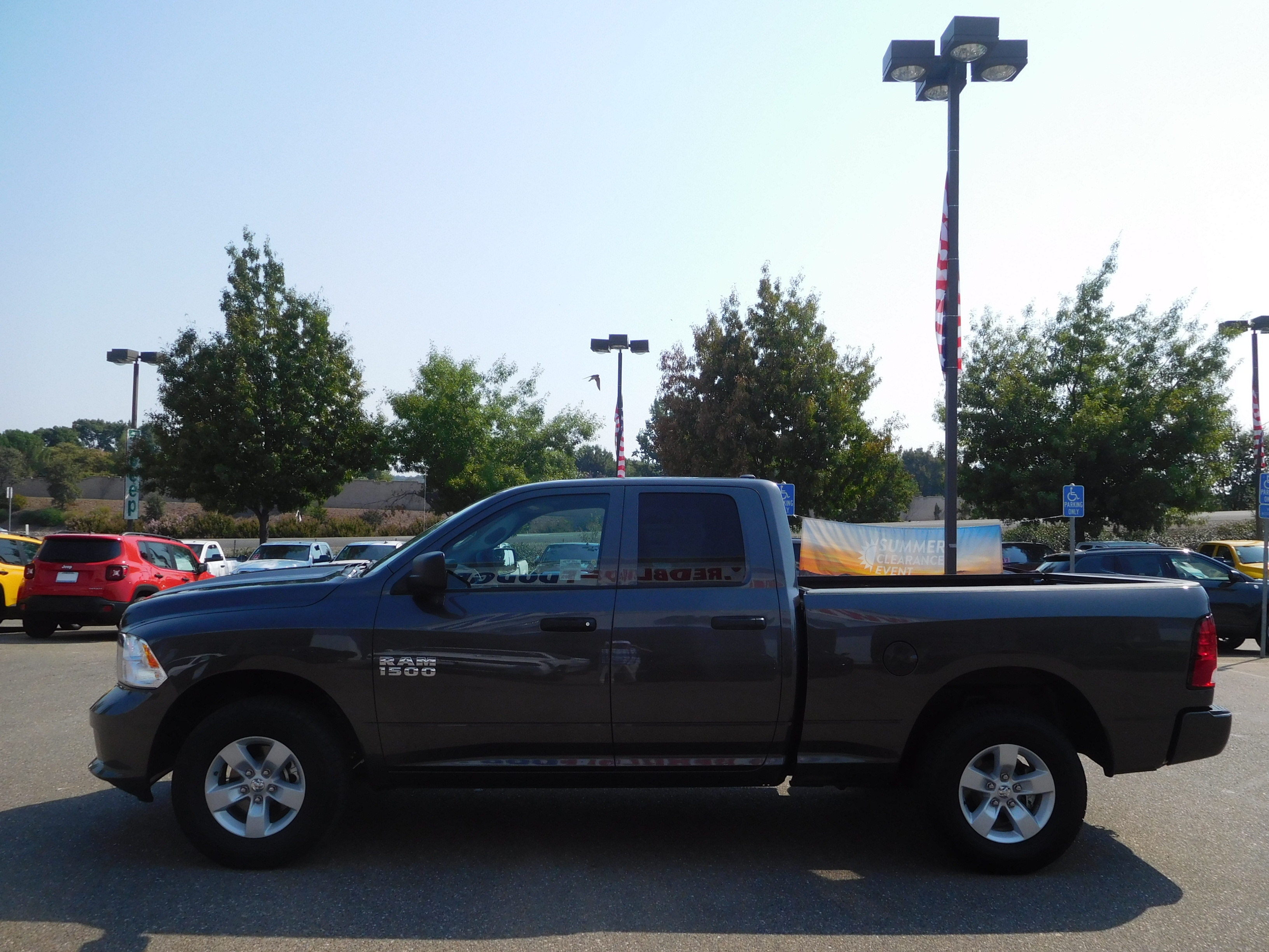 2017 Ram 1500 Quad Cab 4x4 Pickup #15151 - photo 6