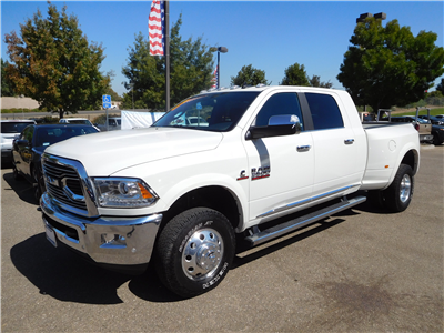 2017 Ram 3500 Mega Cab DRW 4x4, Pickup #15235 - photo 5