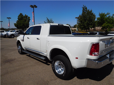 2017 Ram 3500 Mega Cab DRW 4x4, Pickup #15235 - photo 7