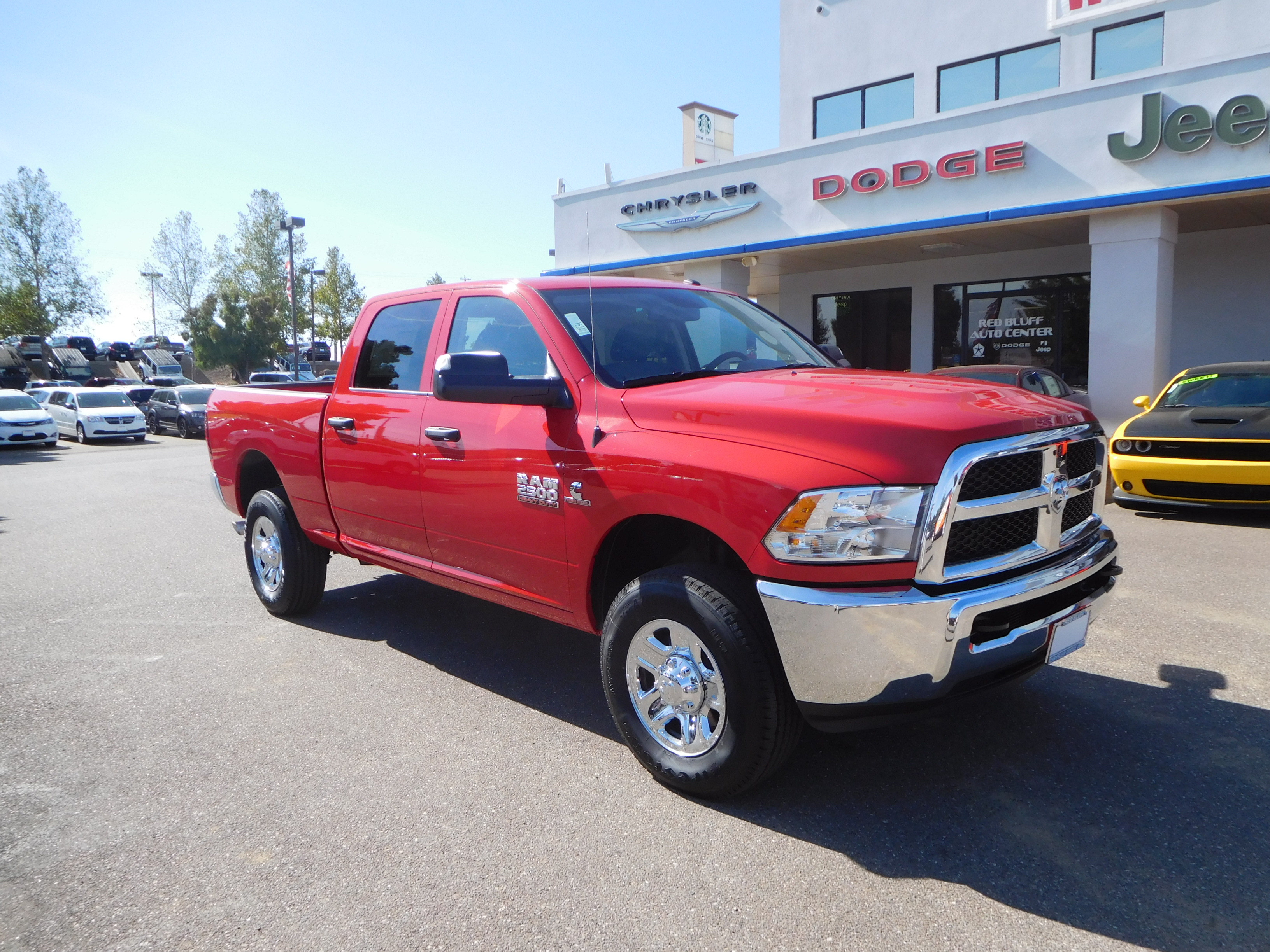 2018 Ram 2500 Crew Cab 4x4 Pickup #15240 - photo 1