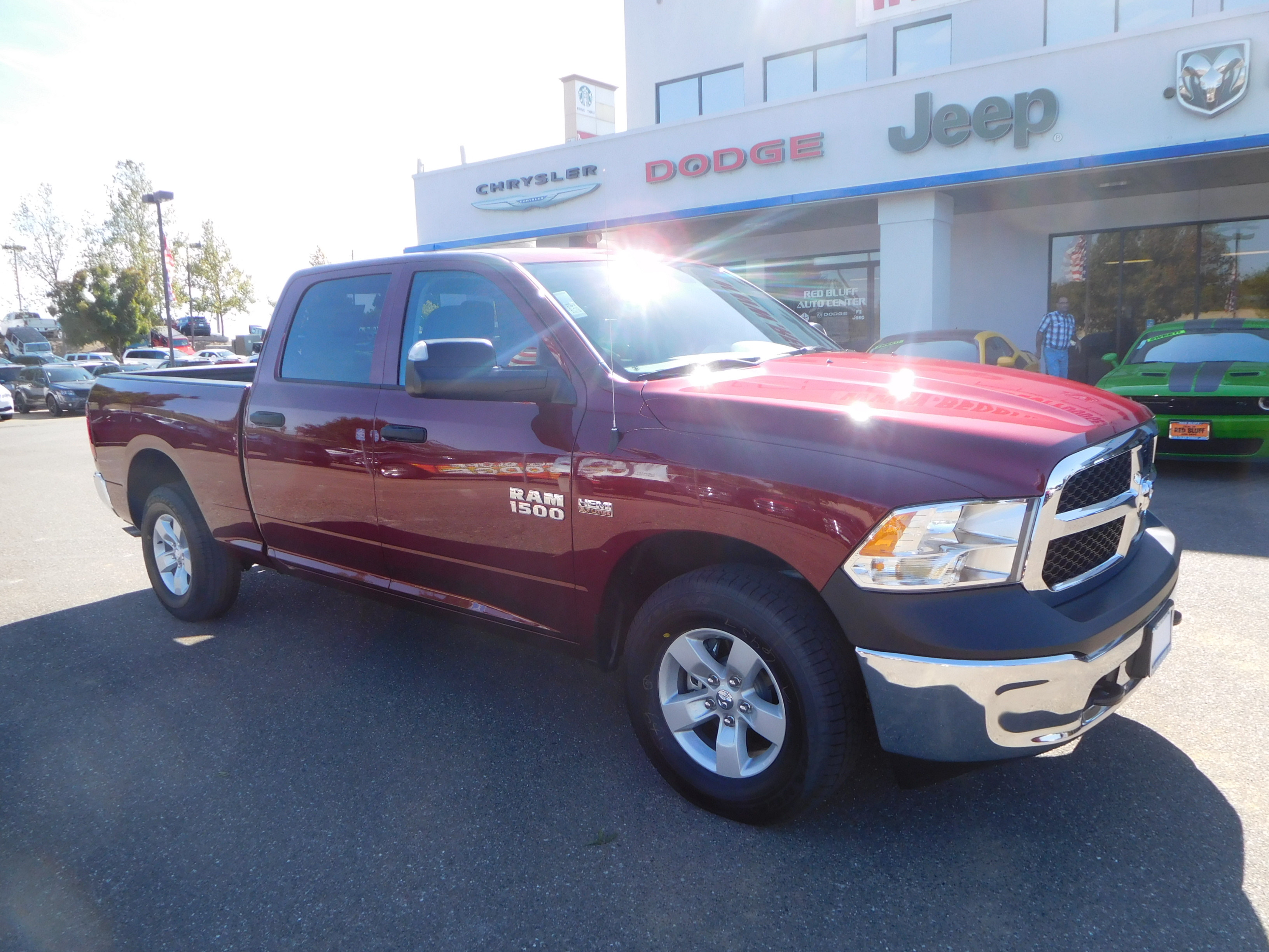2018 Ram 1500 Crew Cab 4x4 Pickup #15320 - photo 1