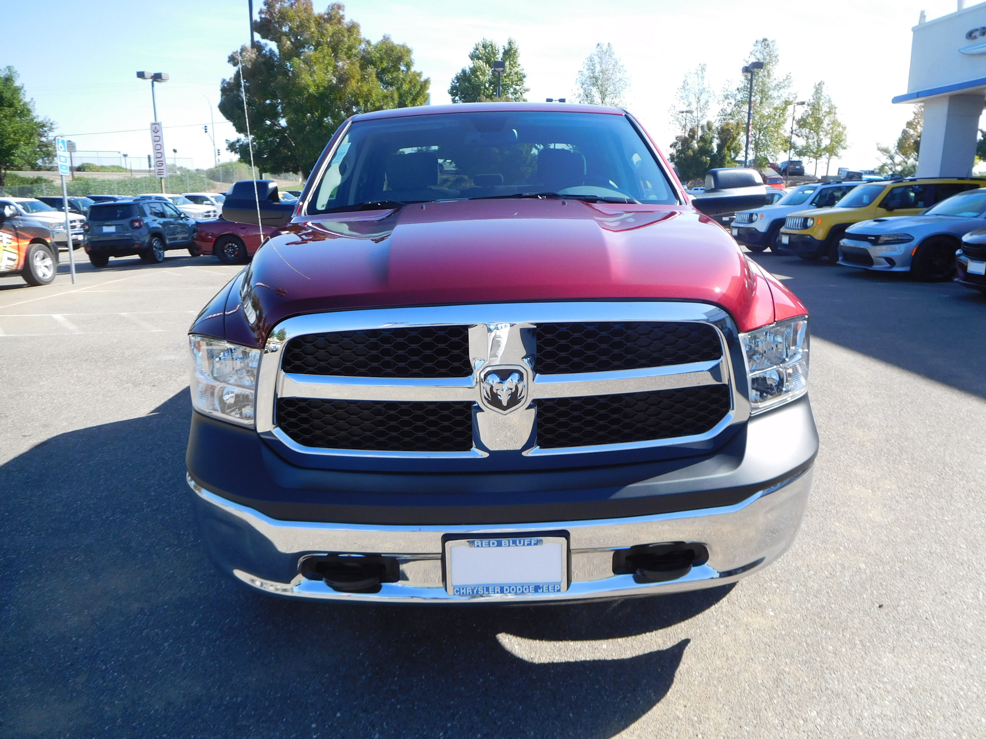 2018 Ram 1500 Crew Cab 4x4 Pickup #15320 - photo 4