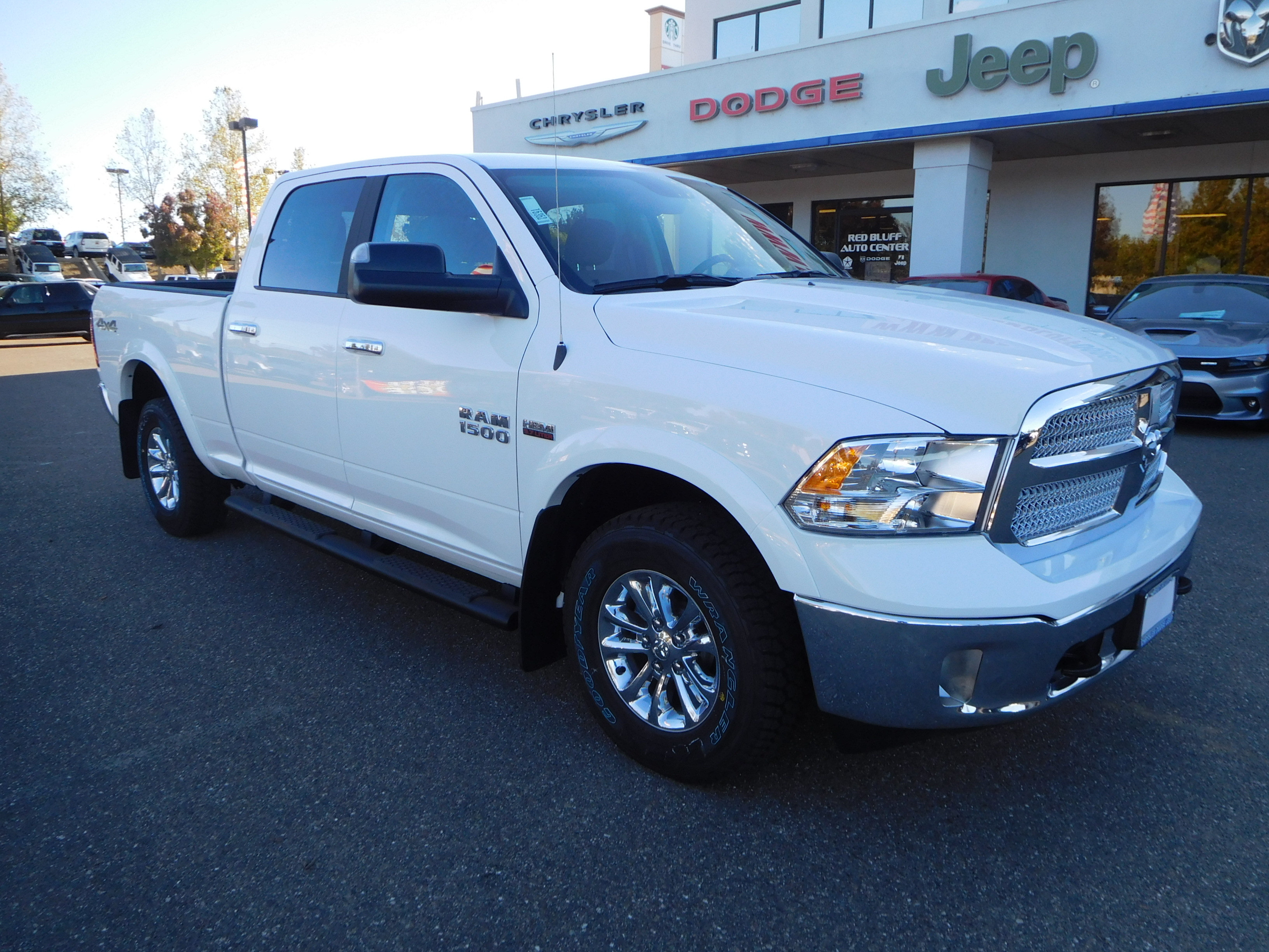 2018 Ram 1500 Crew Cab 4x4 Pickup #15352 - photo 1