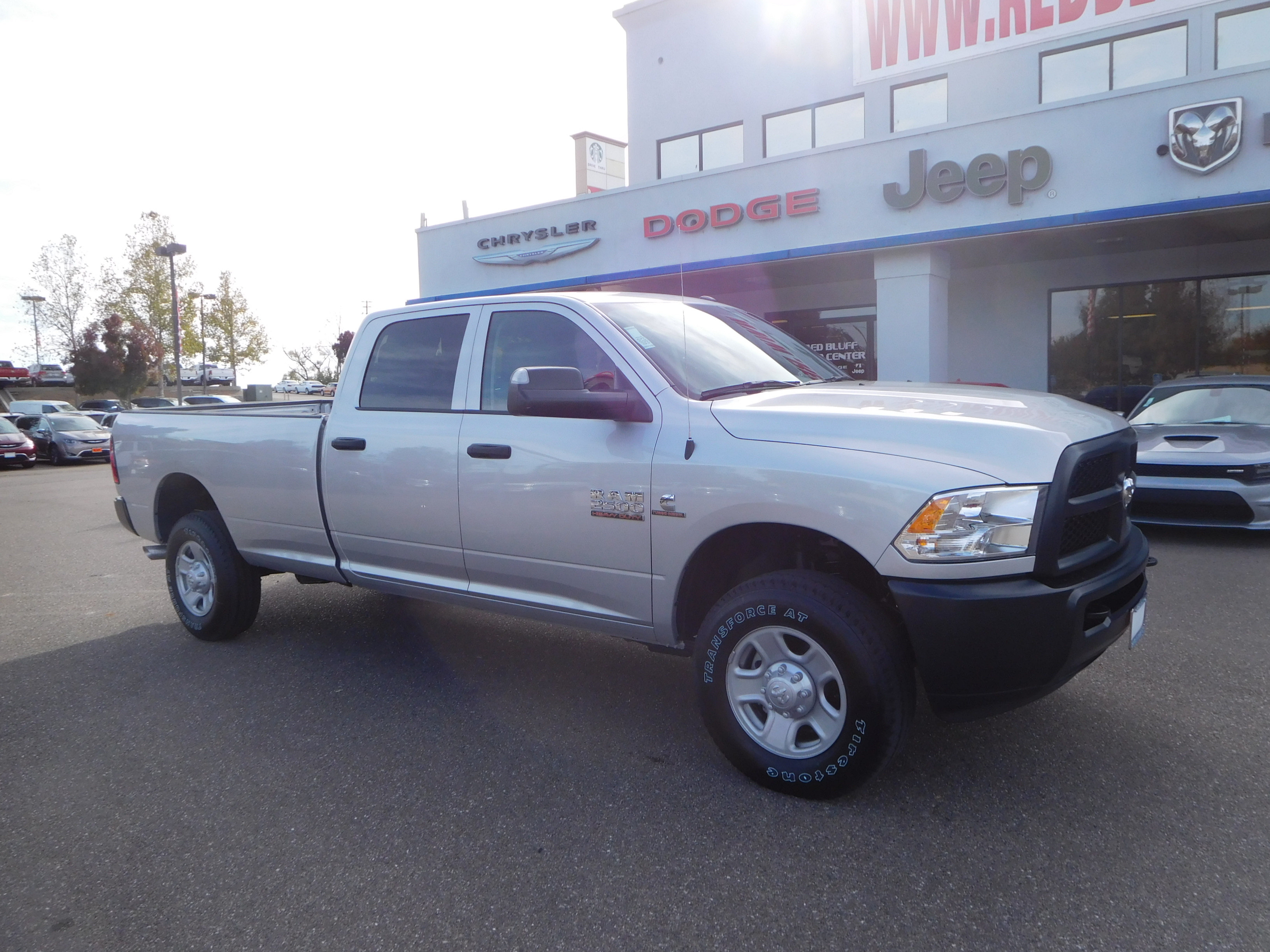 2018 Ram 2500 Crew Cab 4x4, Pickup #15356 - photo 1
