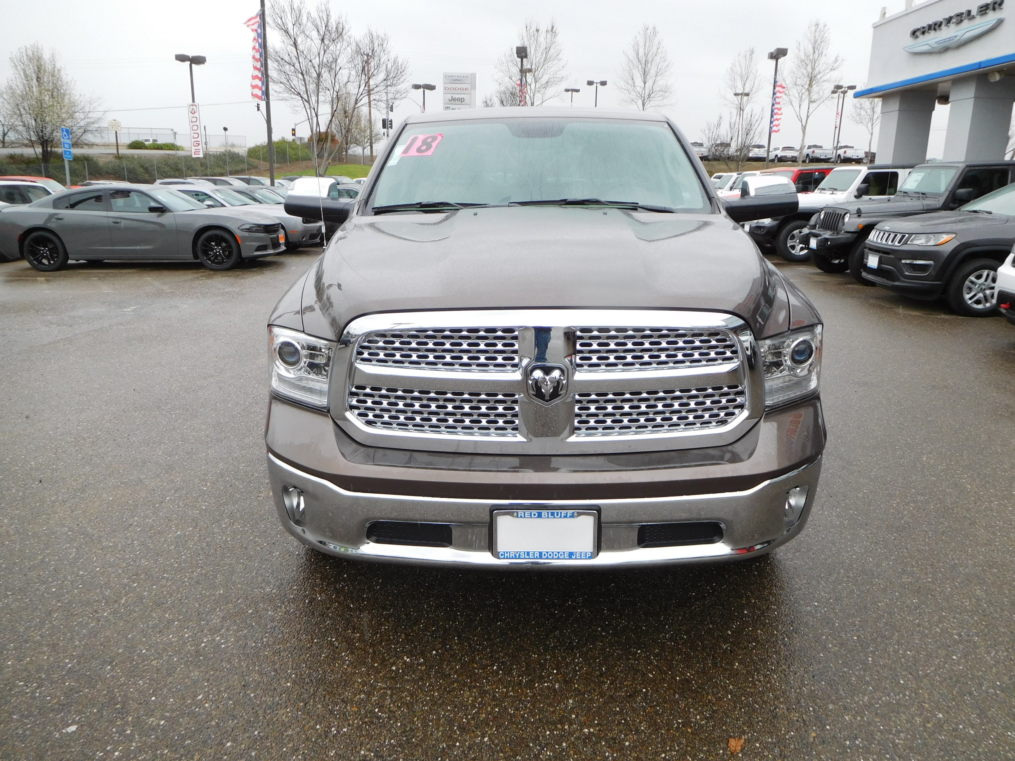 2018 Ram 1500 Crew Cab 4x4,  Pickup #15361 - photo 4