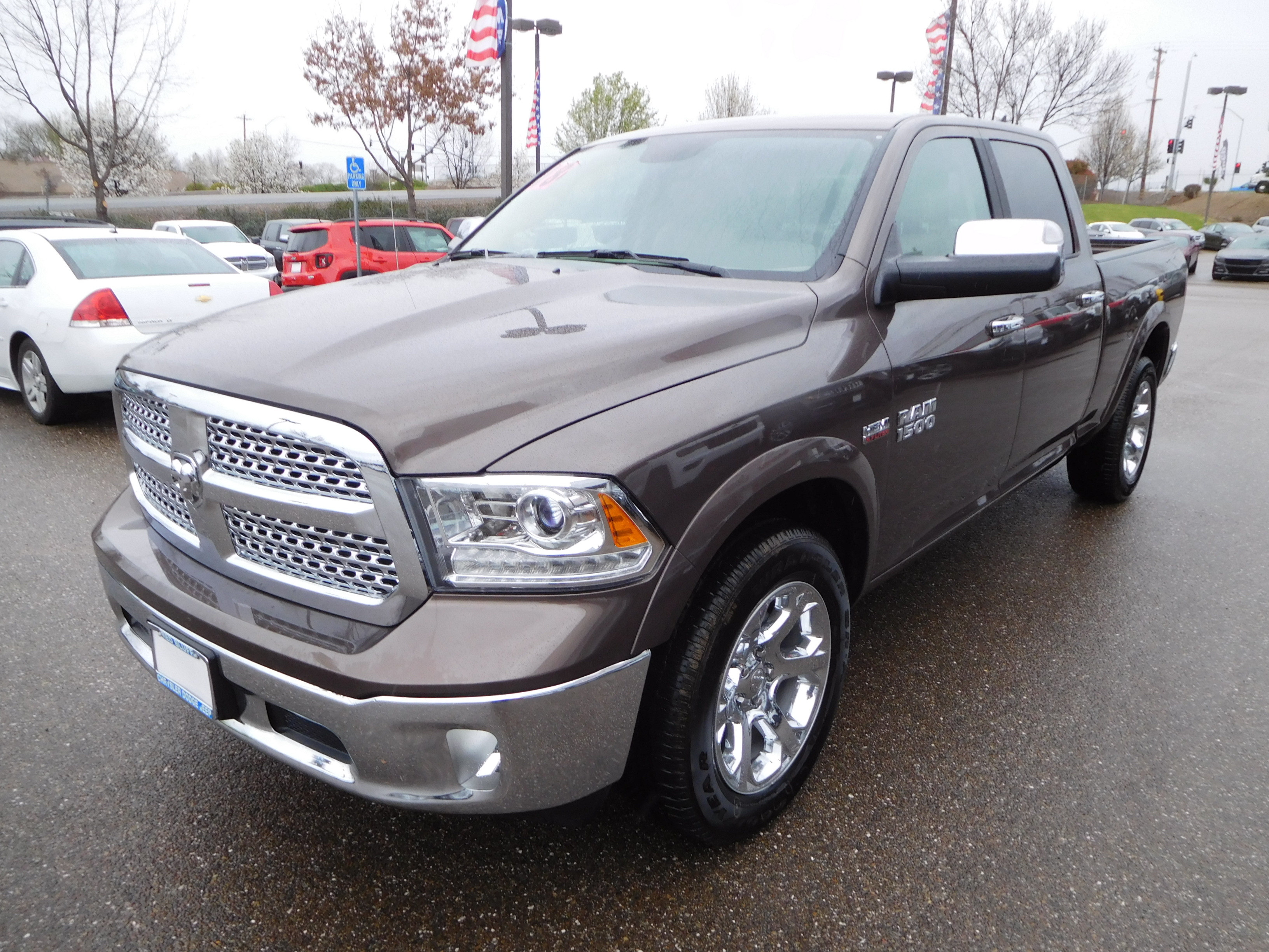 2018 Ram 1500 Crew Cab 4x4,  Pickup #15361 - photo 5