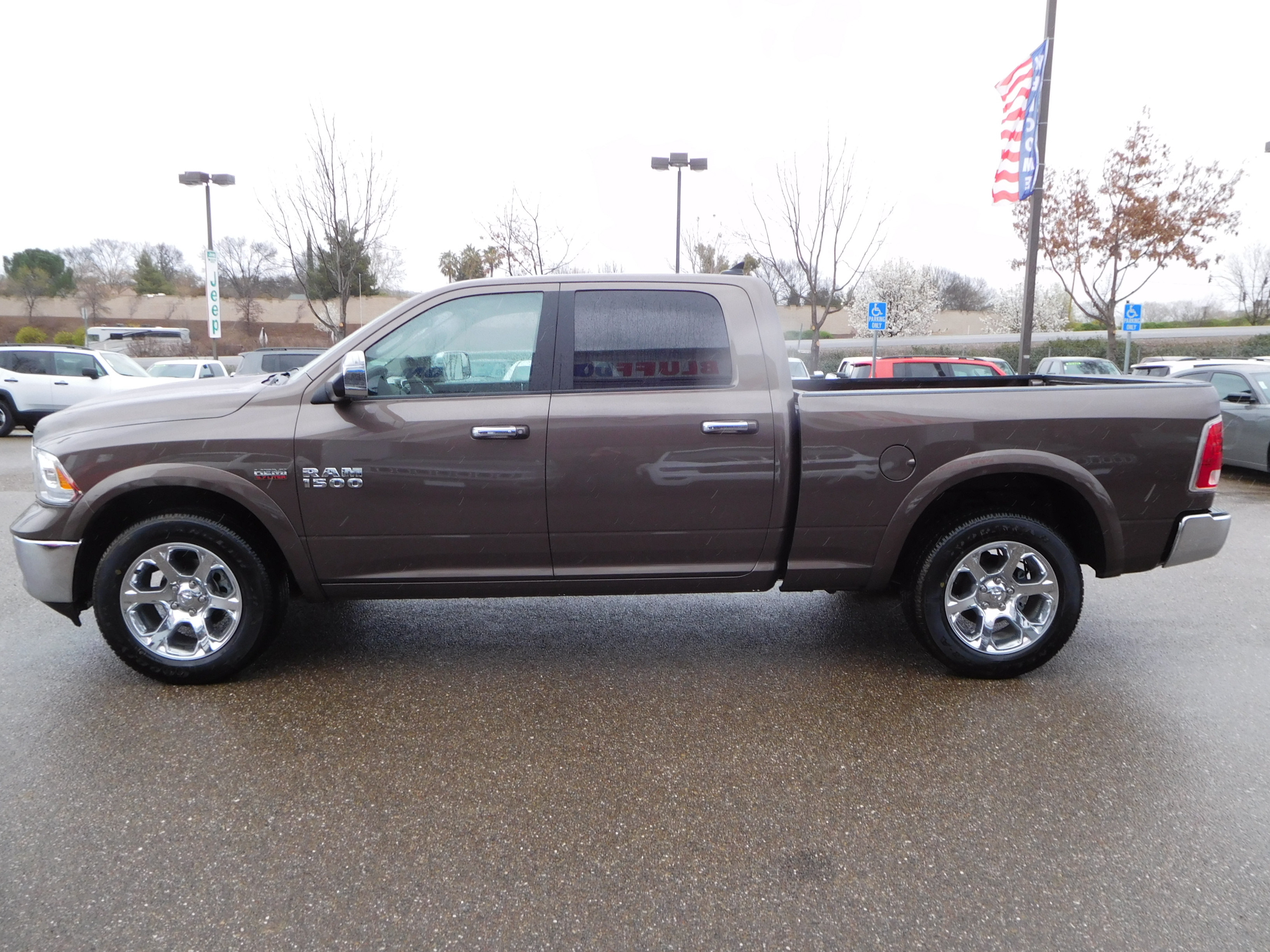 2018 Ram 1500 Crew Cab 4x4,  Pickup #15361 - photo 6