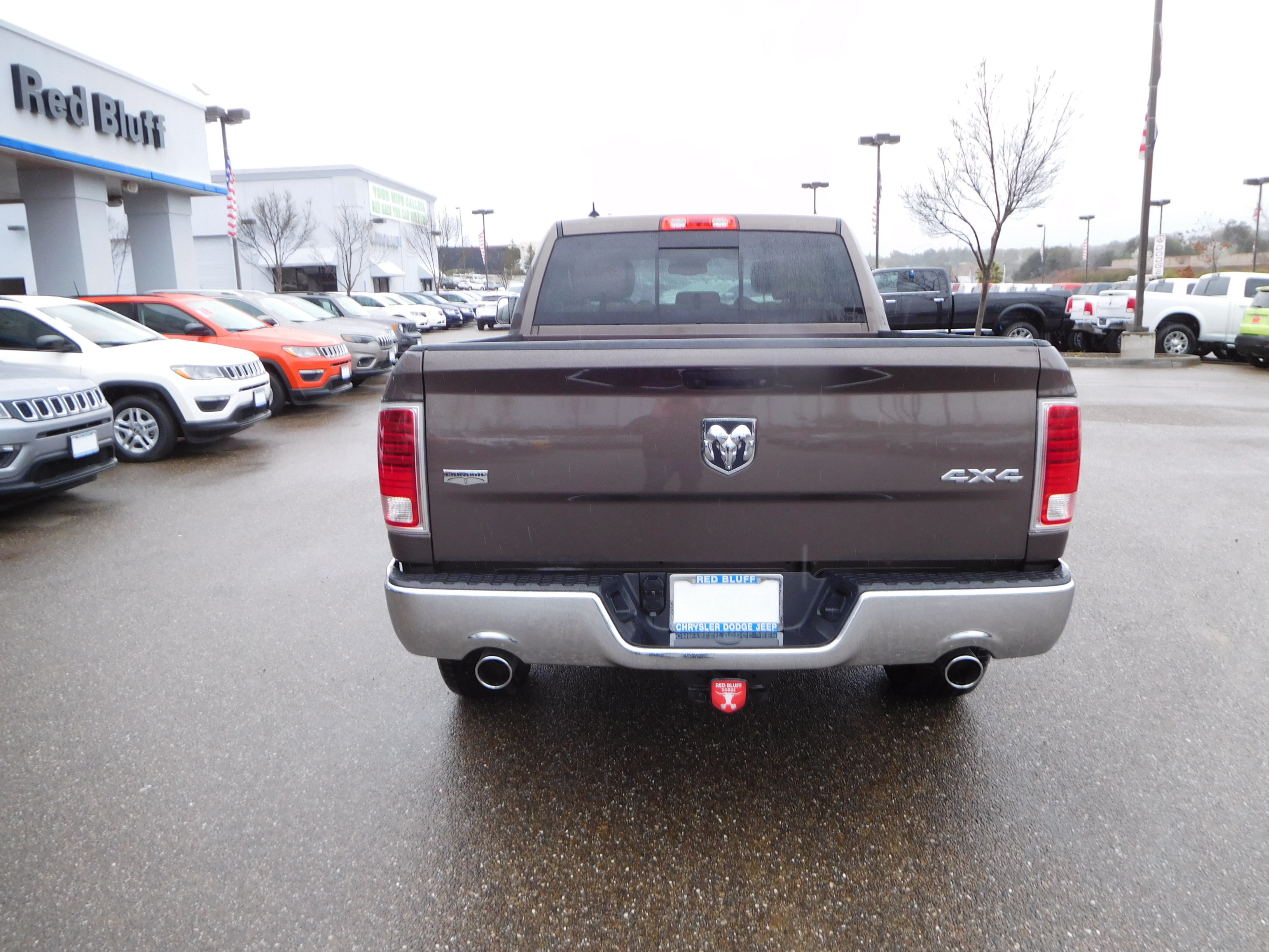 2018 Ram 1500 Crew Cab 4x4,  Pickup #15361 - photo 8