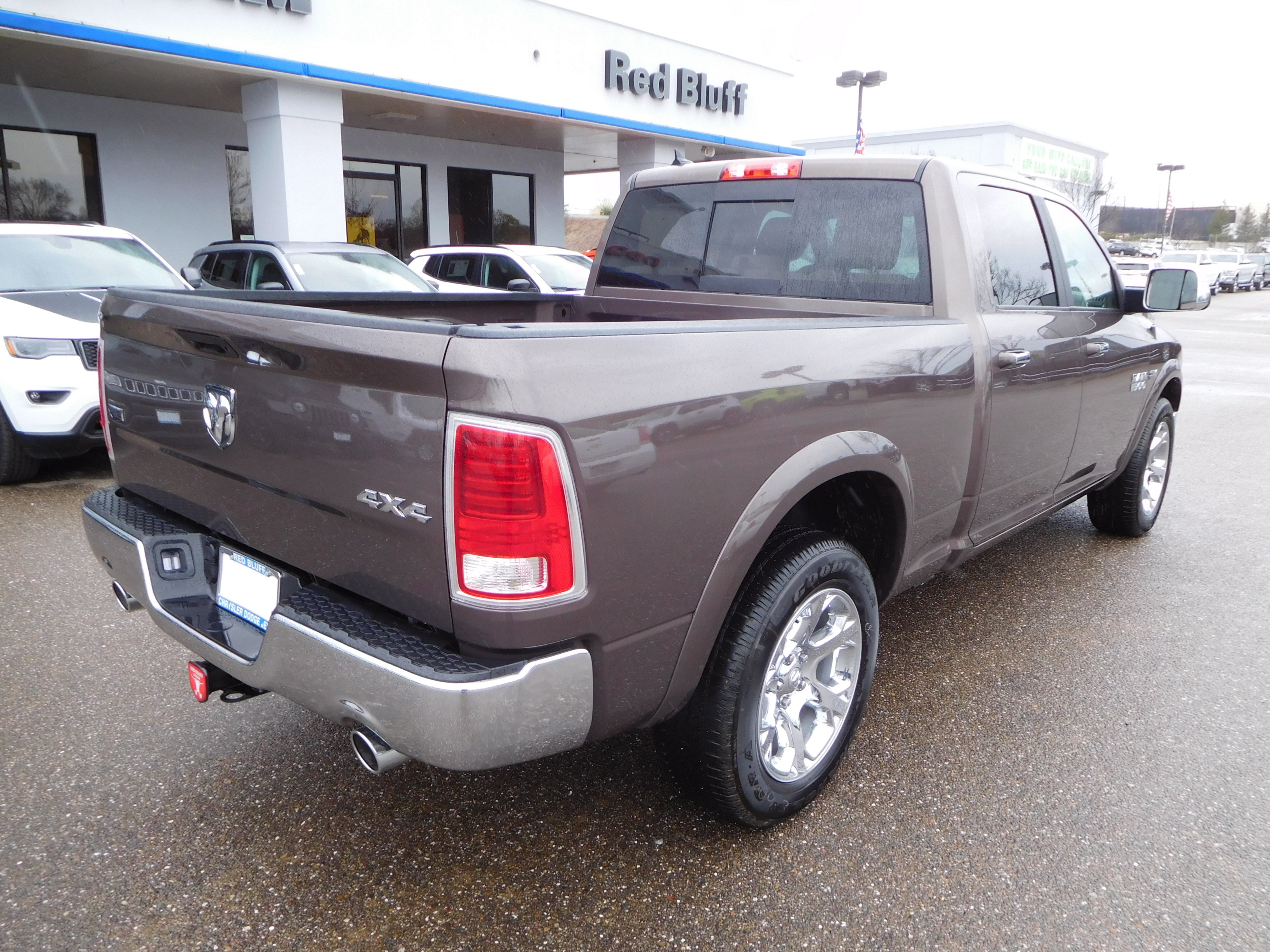 2018 Ram 1500 Crew Cab 4x4,  Pickup #15361 - photo 2