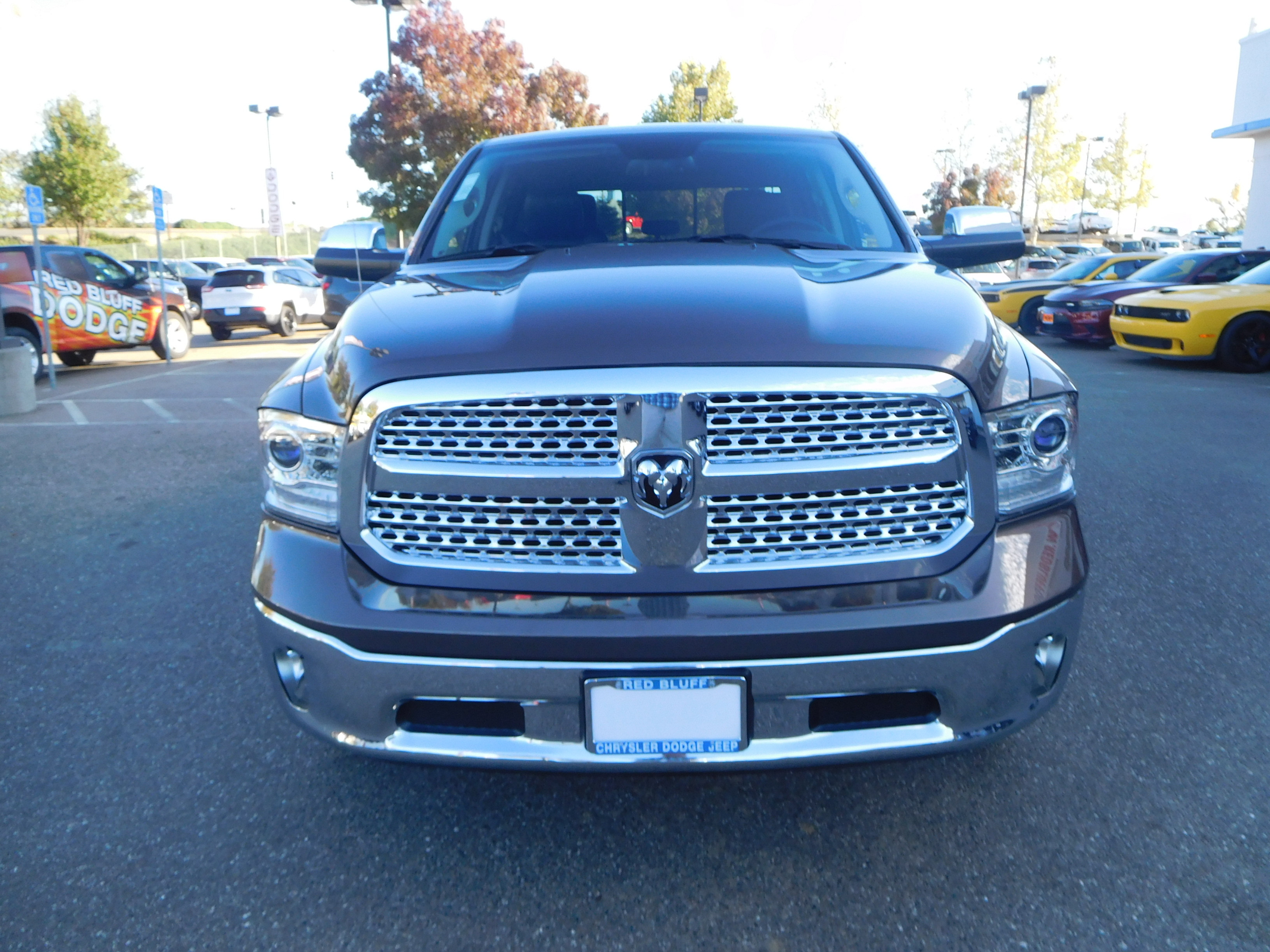 2018 Ram 1500 Crew Cab 4x4, Pickup #15363 - photo 3