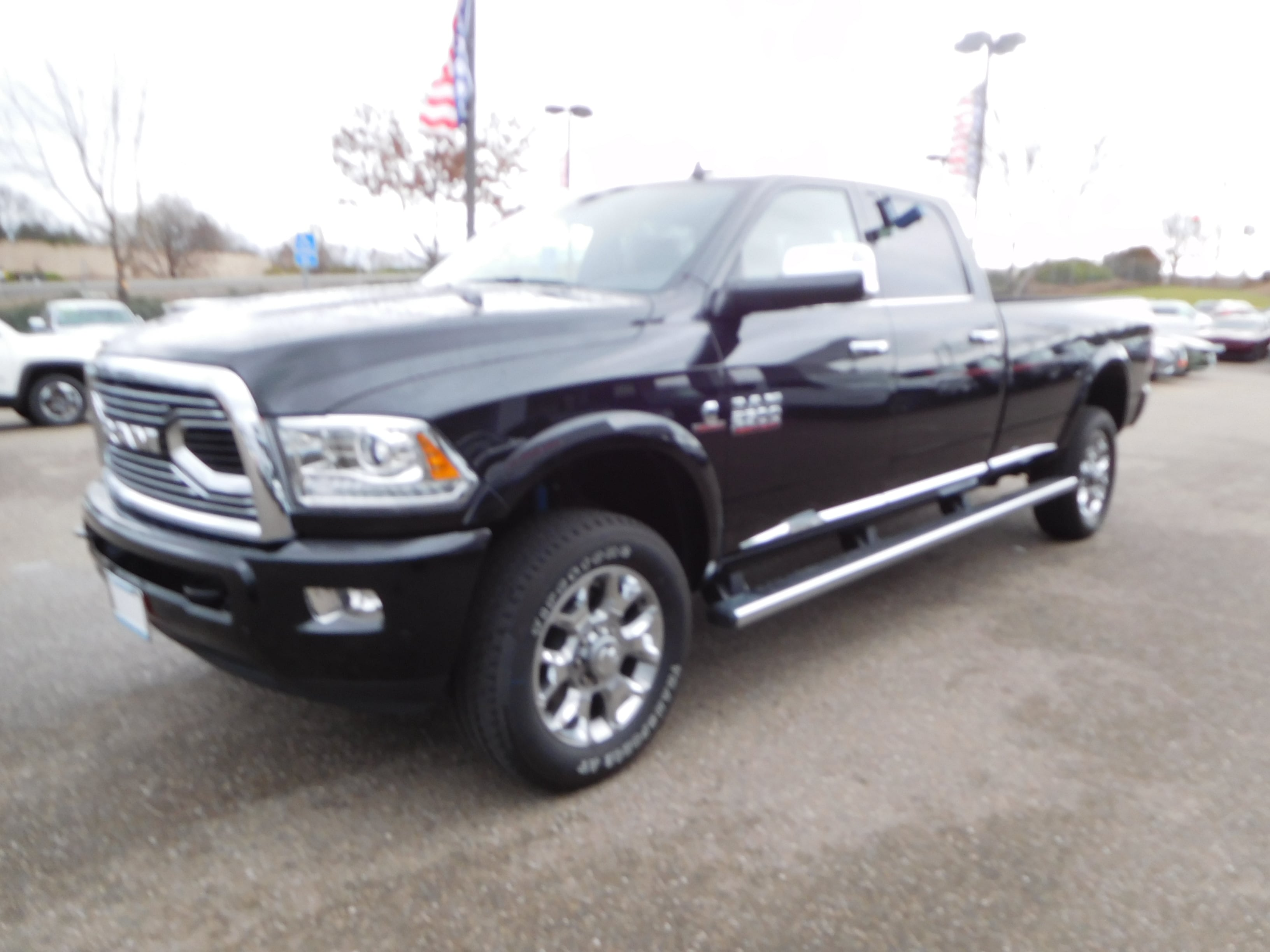 2017 Ram 2500 Crew Cab 4x4,  Pickup #15368 - photo 5