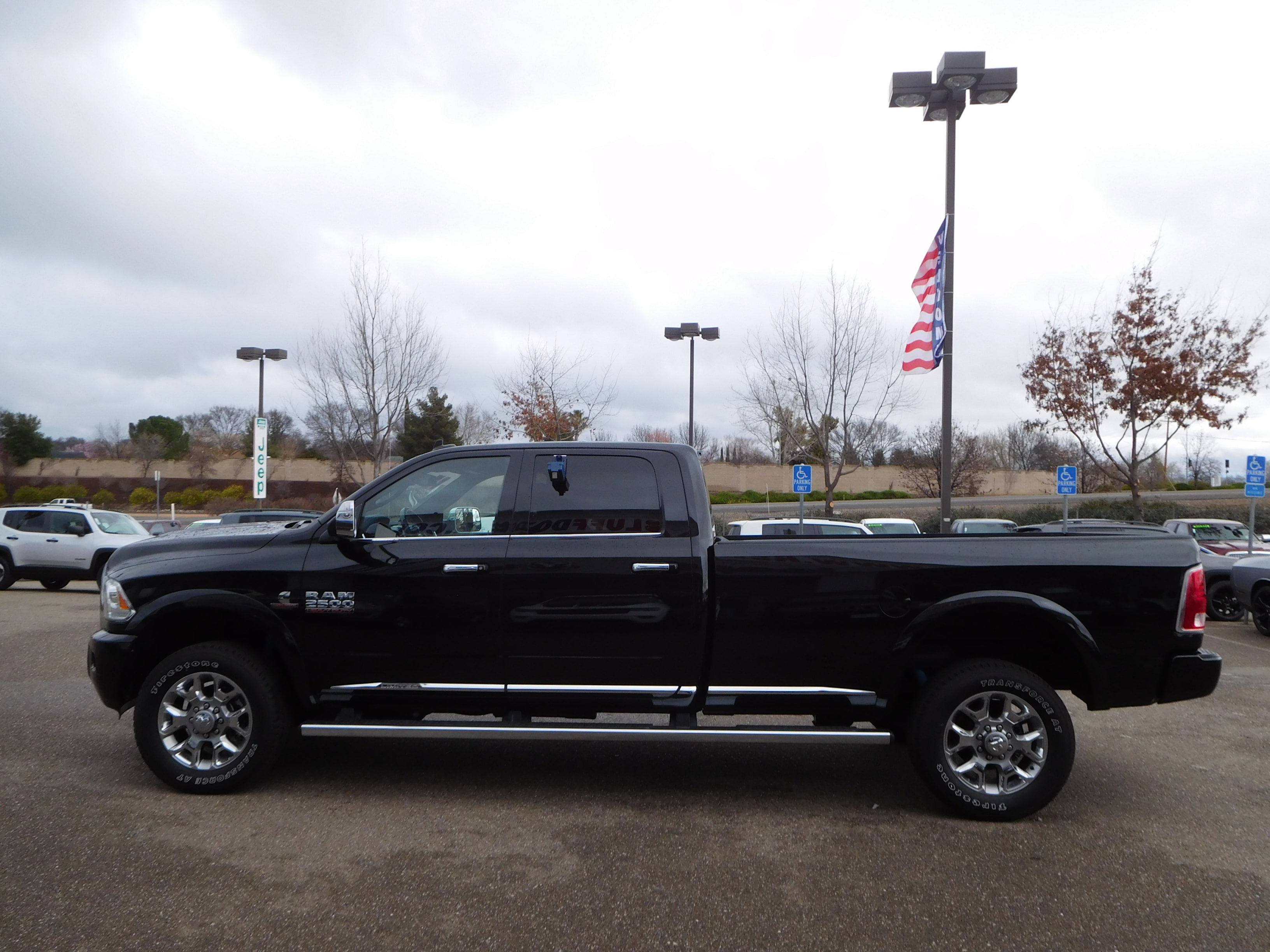 2017 Ram 2500 Crew Cab 4x4,  Pickup #15368 - photo 6