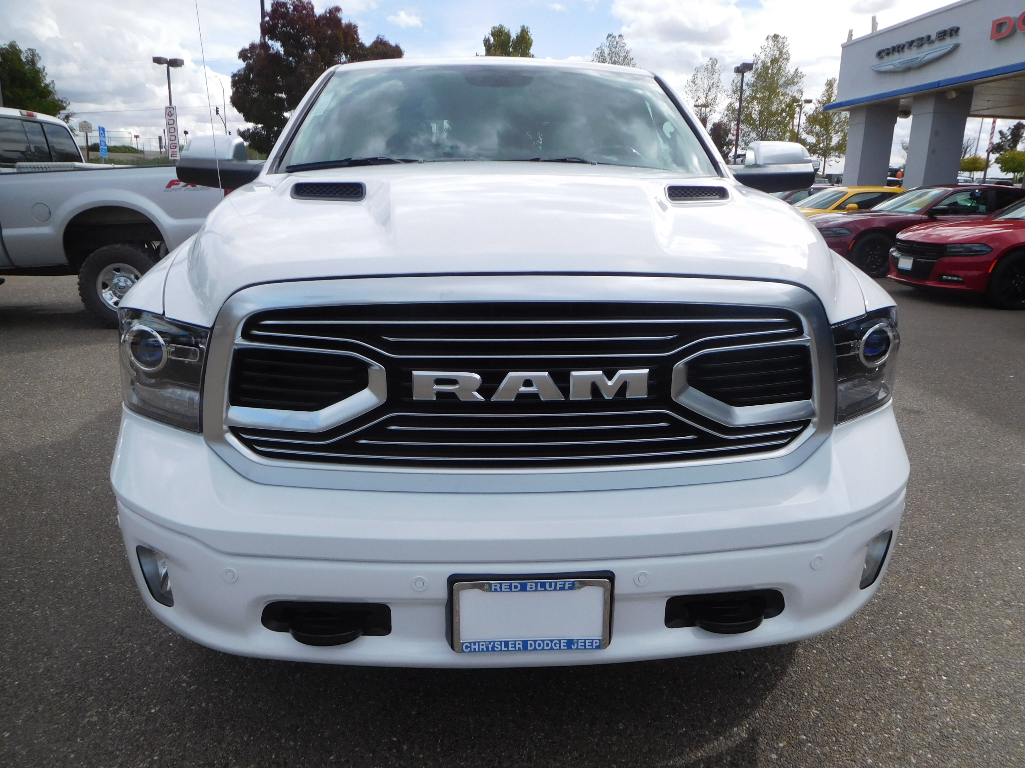 2018 Ram 1500 Crew Cab 4x4, Pickup #15386 - photo 4