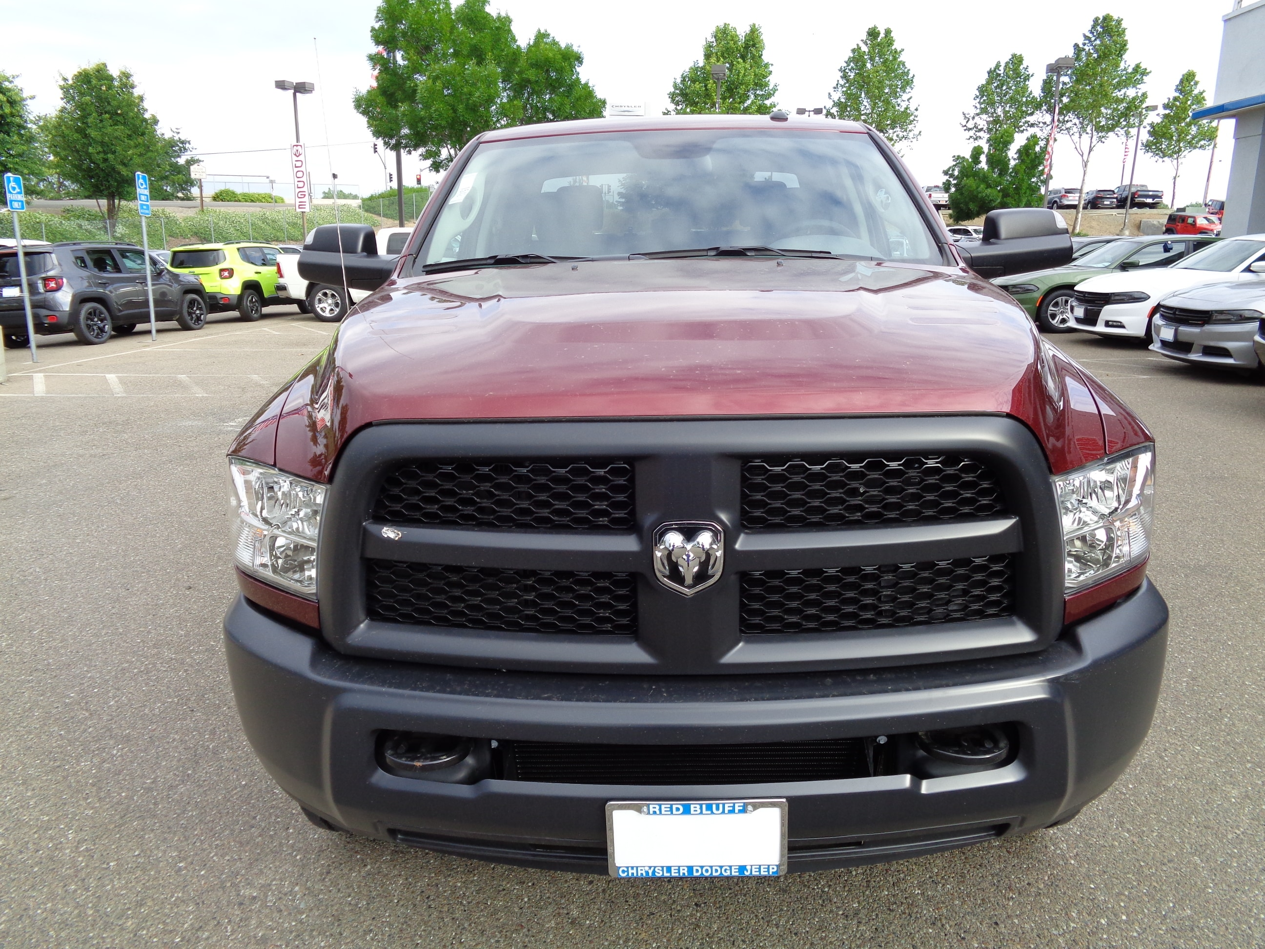 2018 Ram 2500 Crew Cab 4x4,  Pickup #15421 - photo 12