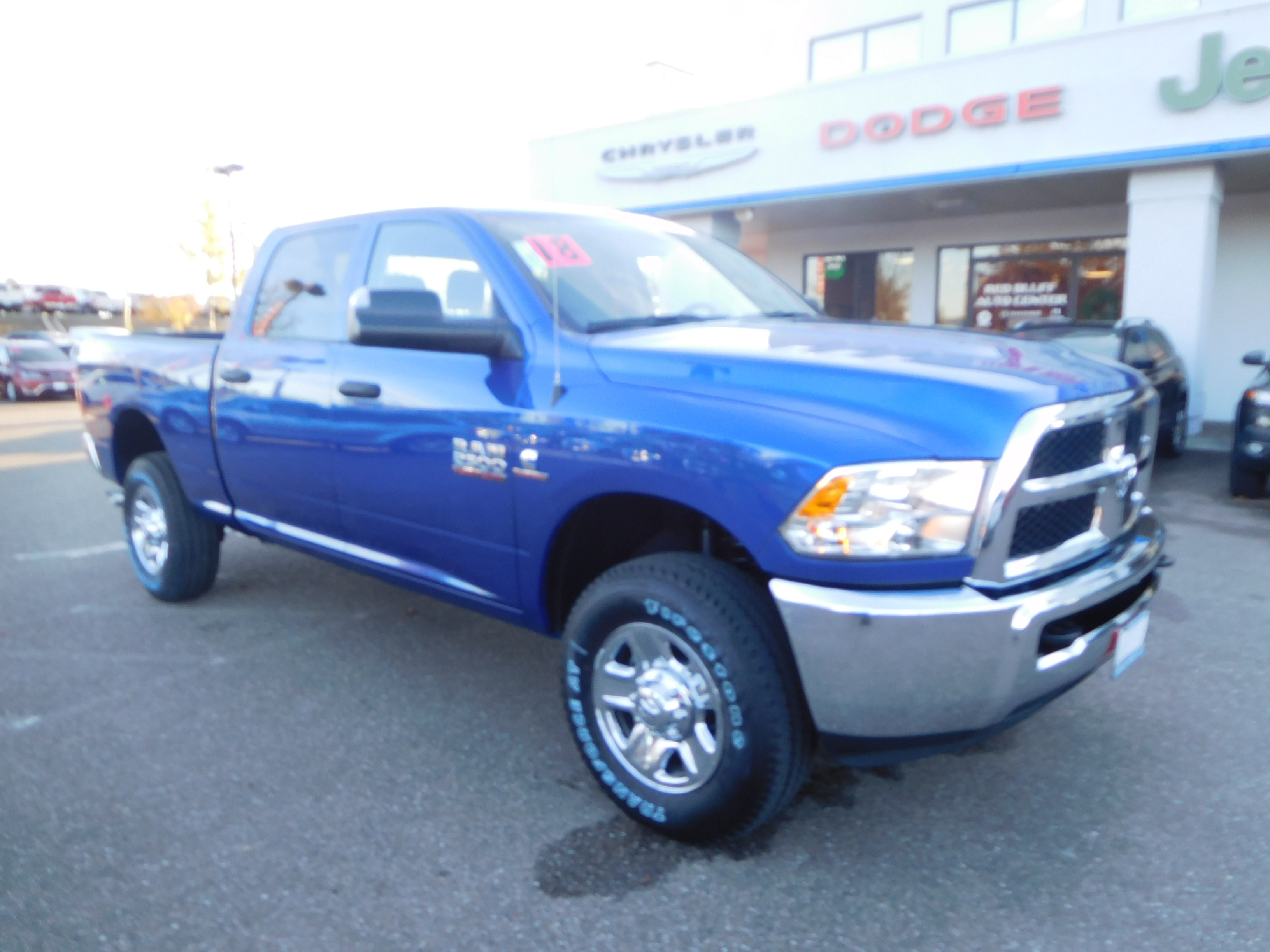 2018 Ram 2500 Crew Cab 4x4, Pickup #15422 - photo 1