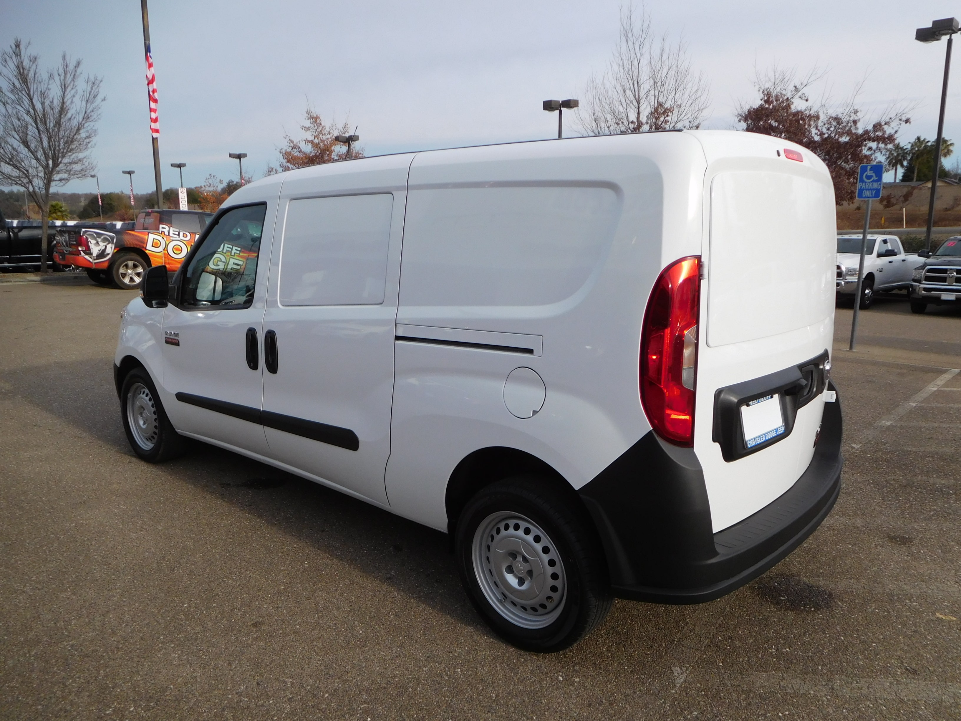 2018 ProMaster City, Cargo Van #15461 - photo 8