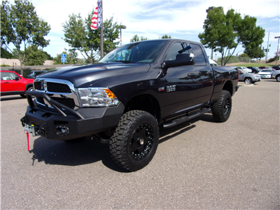 2018 Ram 1500 Quad Cab 4x4,  Pickup #15614 - photo 5
