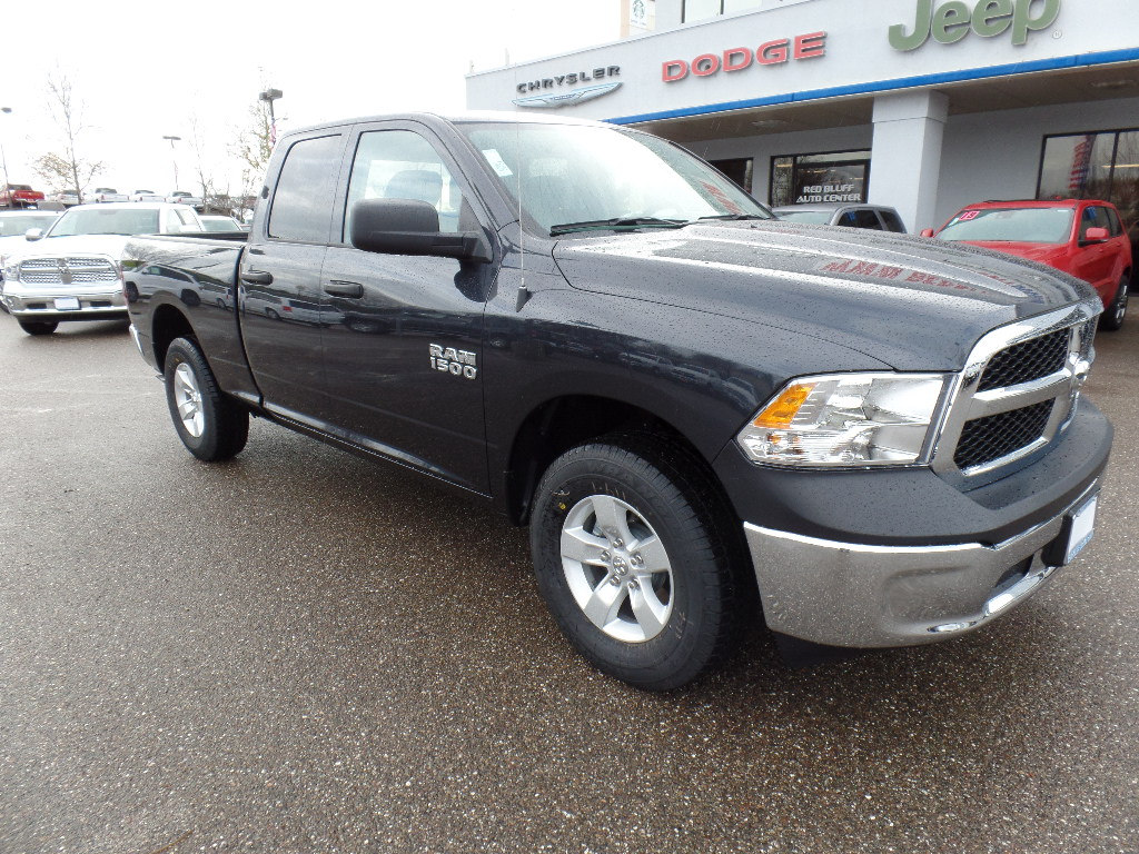 2018 Ram 1500 Quad Cab 4x4,  Pickup #15629 - photo 1