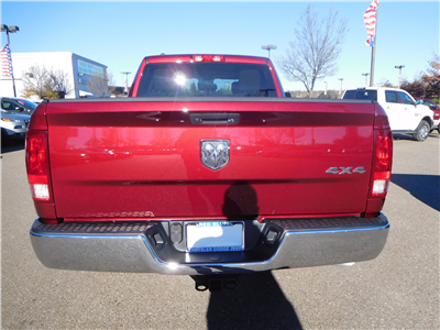 2018 Ram 1500 Quad Cab 4x4, Pickup #15637 - photo 8