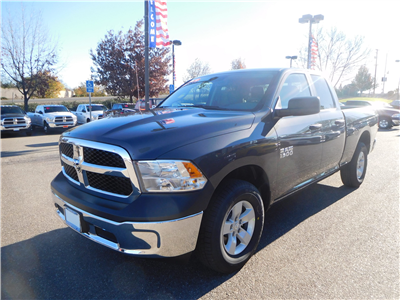 2018 Ram 1500 Quad Cab 4x4, Pickup #15640 - photo 5