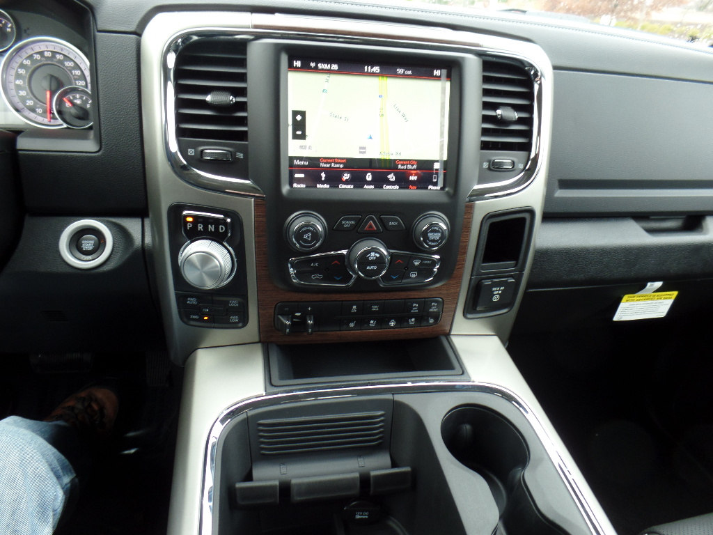 2018 Ram 1500 Crew Cab 4x4,  Pickup #15675 - photo 13