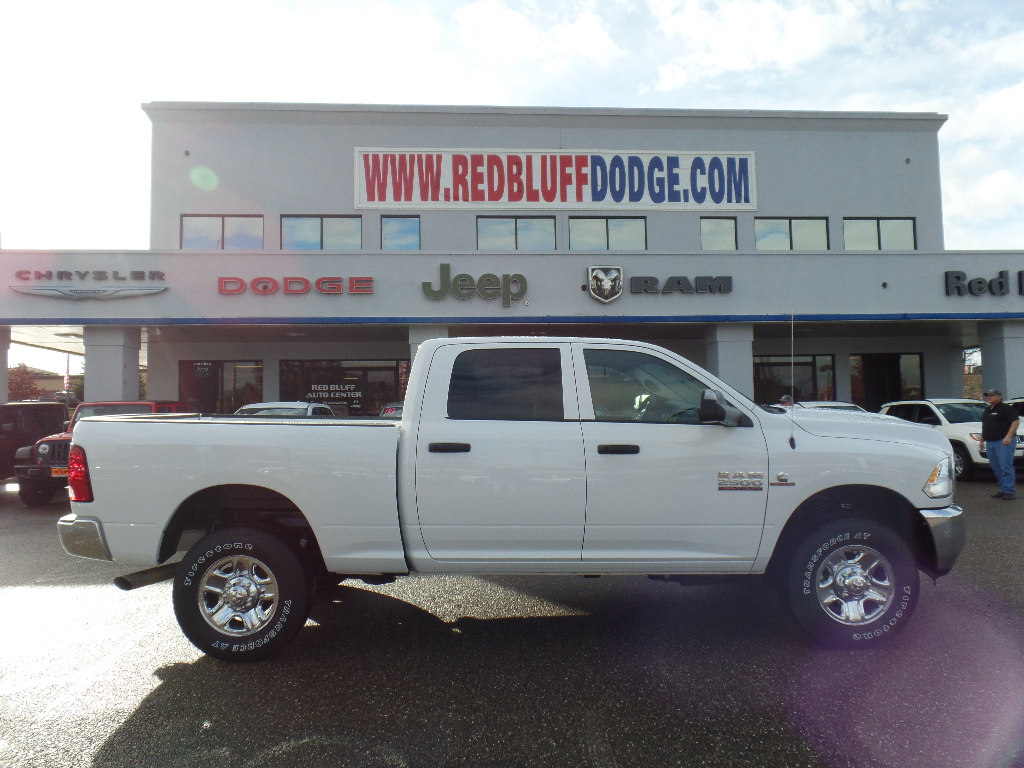 2018 Ram 2500 Crew Cab 4x4,  Pickup #15728 - photo 3