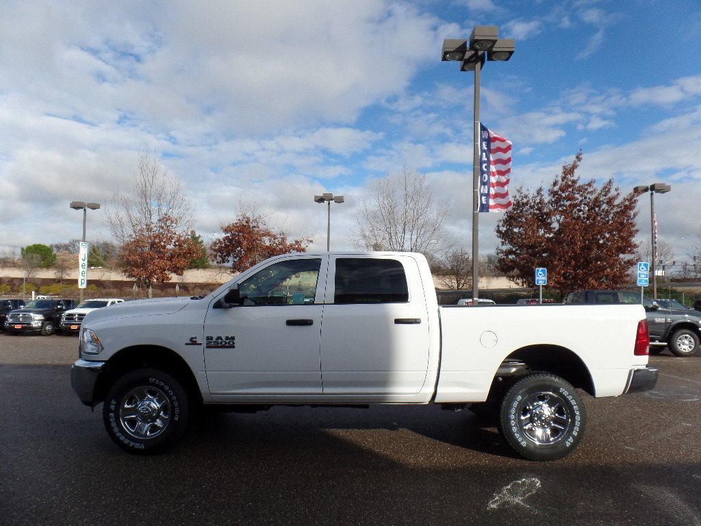2018 Ram 2500 Crew Cab 4x4,  Pickup #15728 - photo 6