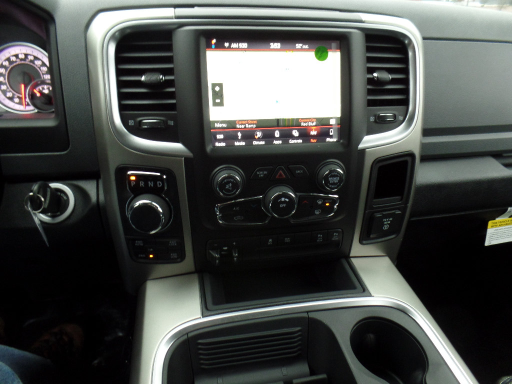 2018 Ram 1500 Crew Cab 4x4,  Pickup #15795 - photo 15