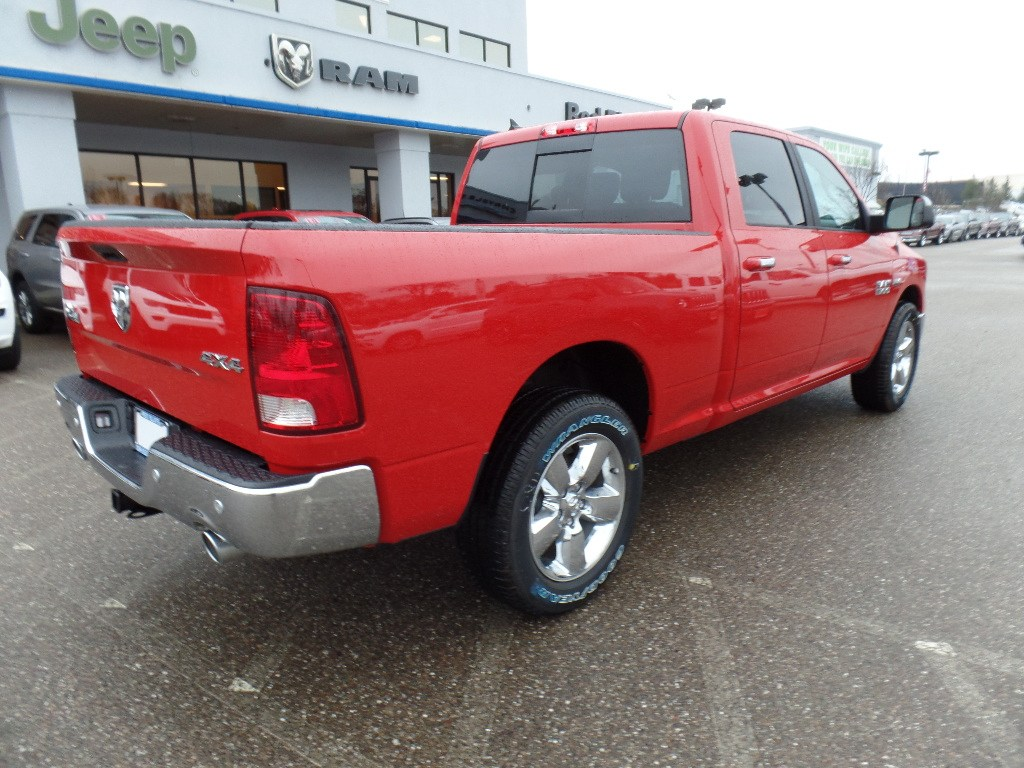 2018 Ram 1500 Crew Cab 4x4,  Pickup #15795 - photo 2