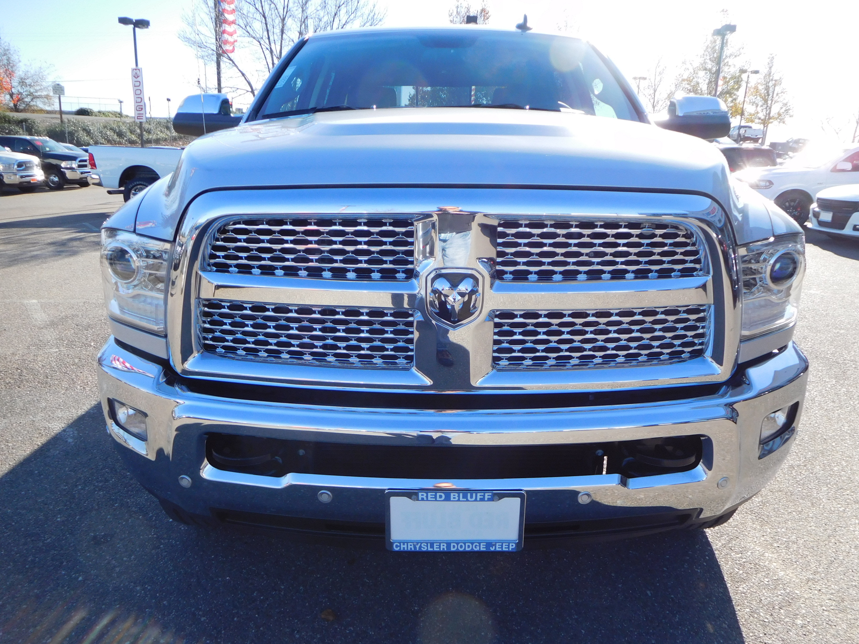 2018 Ram 3500 Crew Cab 4x4, Pickup #15823 - photo 4
