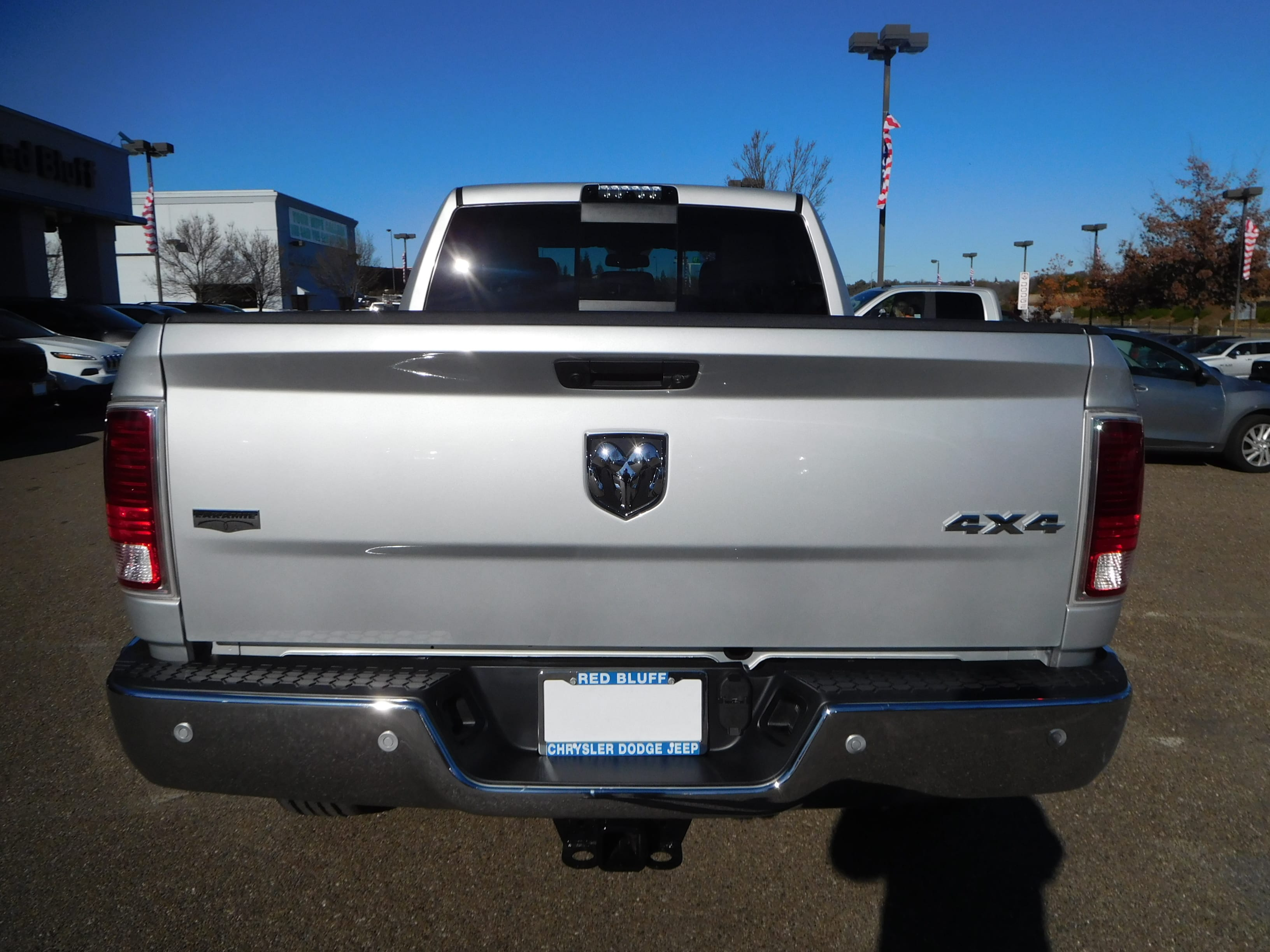 2018 Ram 3500 Crew Cab 4x4, Pickup #15823 - photo 8