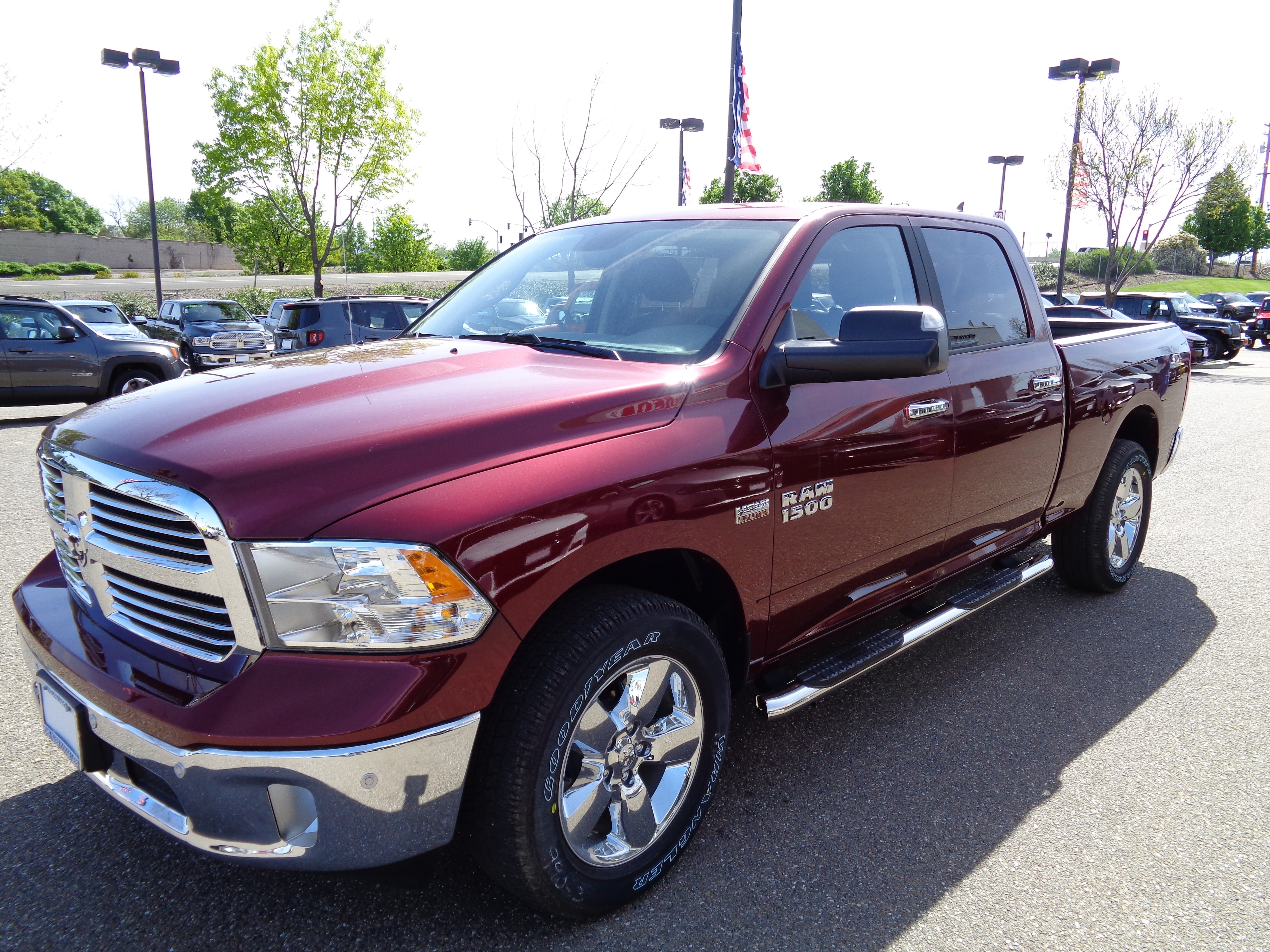 2018 Ram 1500 Crew Cab 4x4,  Pickup #15840 - photo 15