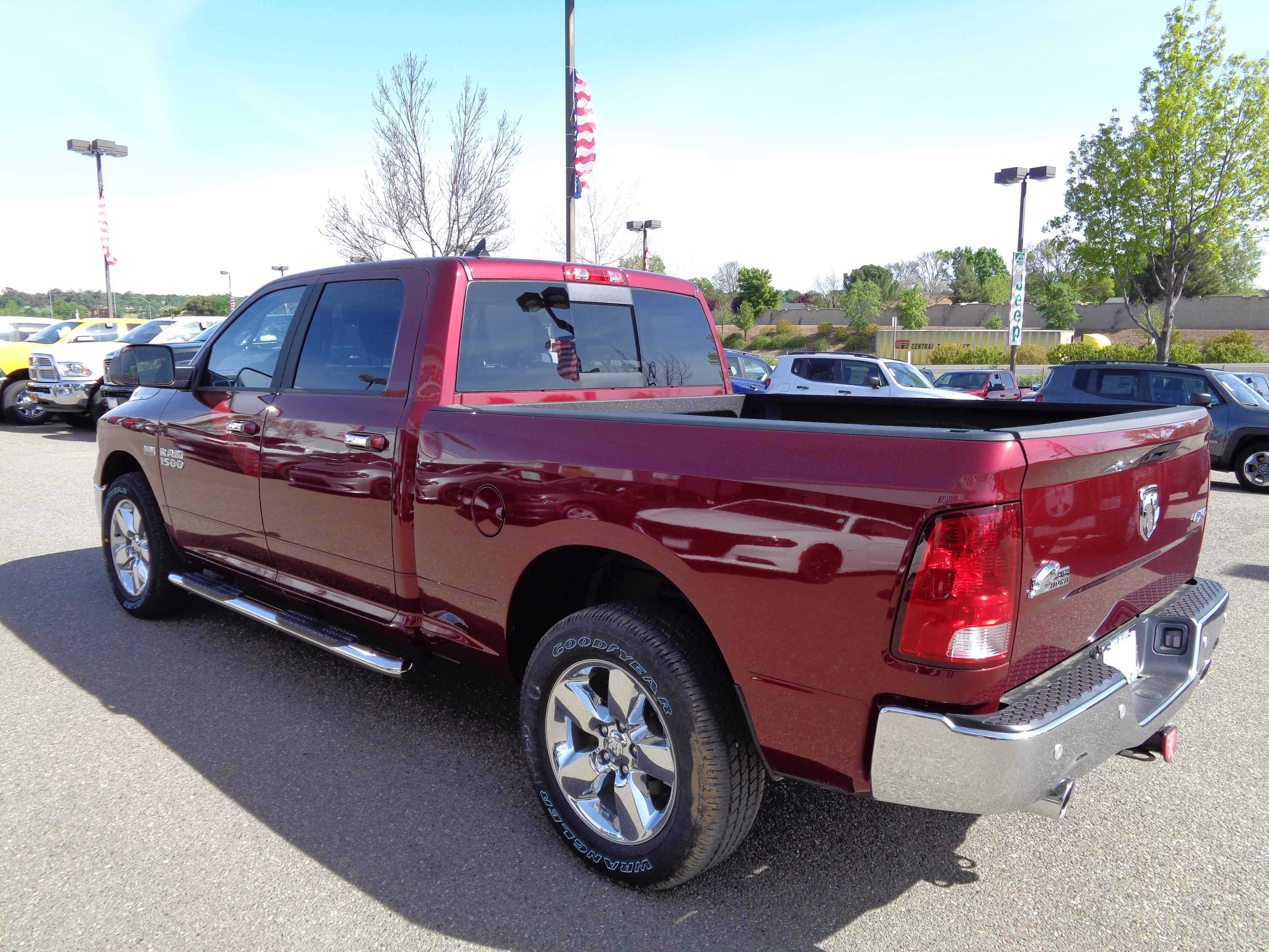 2018 Ram 1500 Crew Cab 4x4,  Pickup #15840 - photo 17