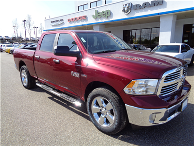 2018 Ram 1500 Crew Cab 4x4,  Pickup #15840 - photo 1