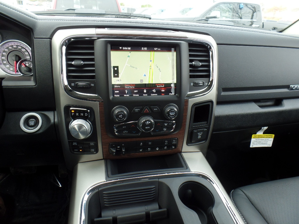 2018 Ram 1500 Crew Cab 4x4,  Pickup #15844 - photo 14