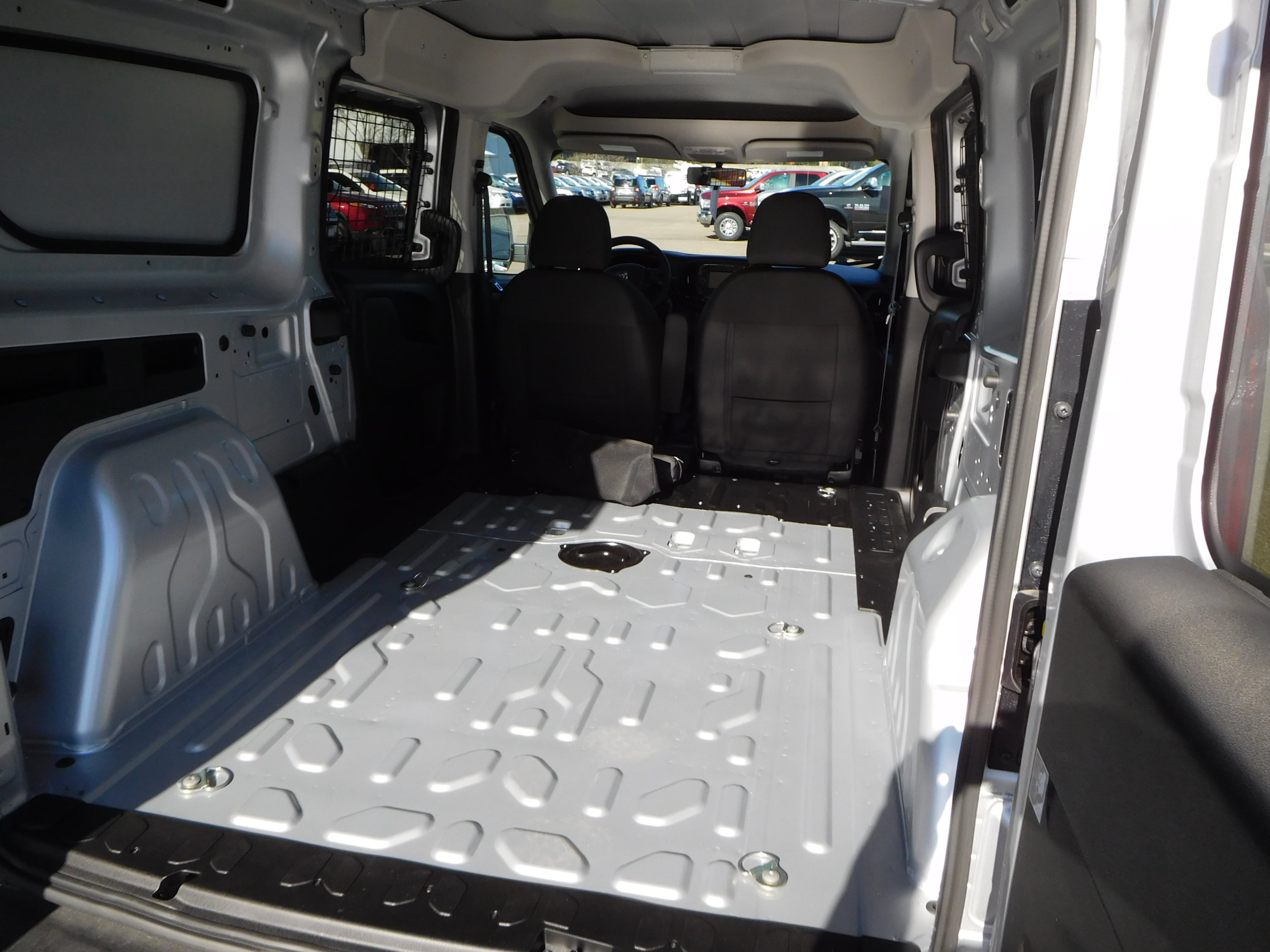 2018 ProMaster City FWD,  Empty Cargo Van #15898 - photo 2