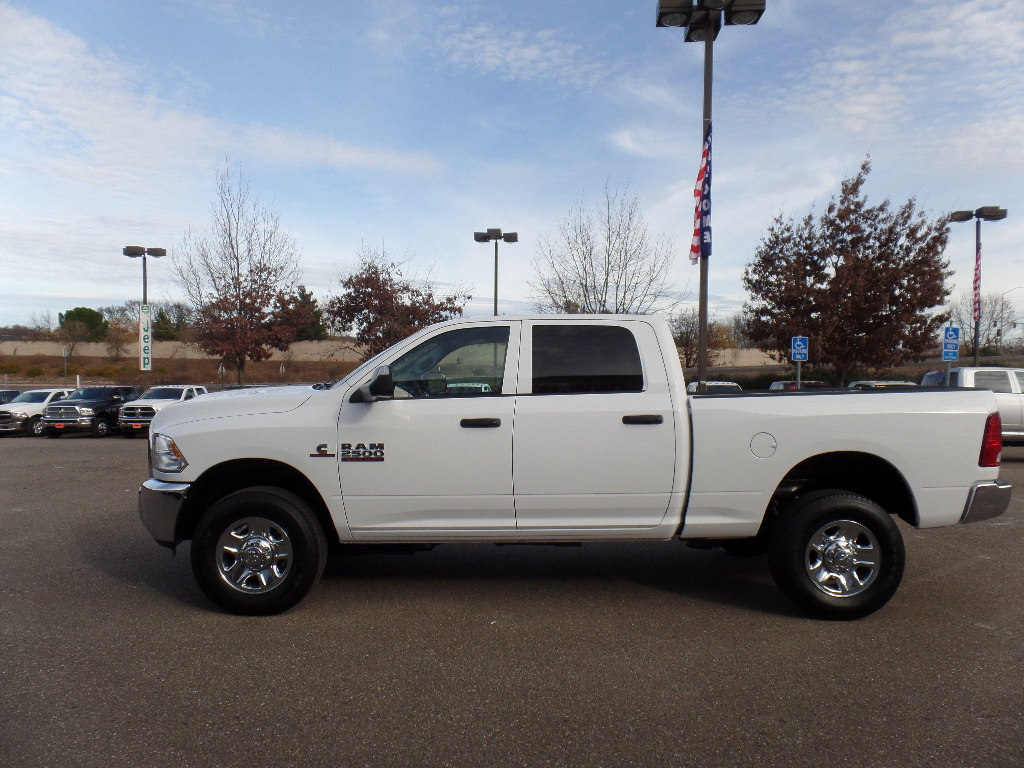 2018 Ram 2500 Crew Cab 4x4,  Pickup #15907 - photo 6