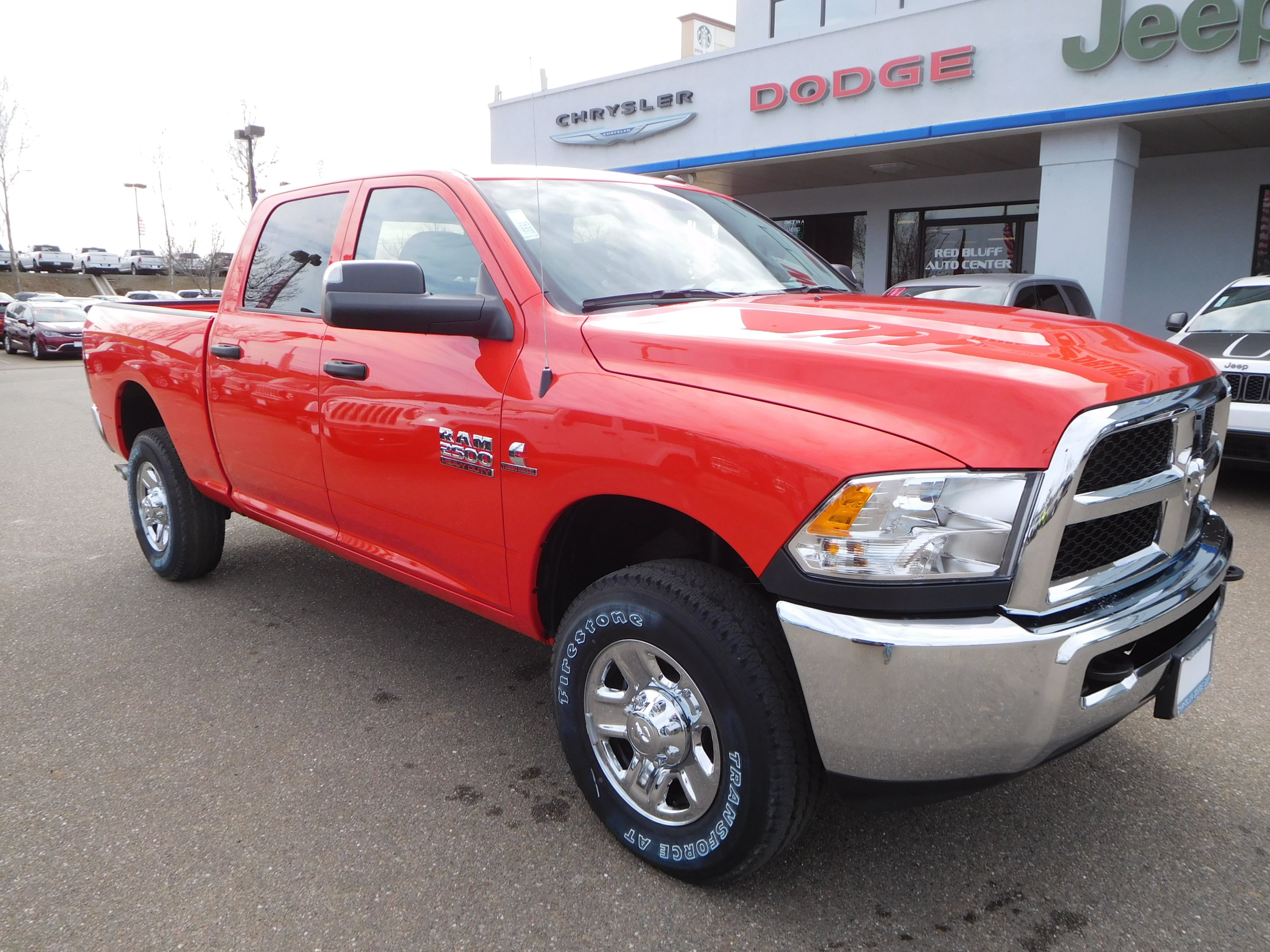 2018 Ram 2500 Crew Cab 4x4,  Pickup #15937 - photo 1