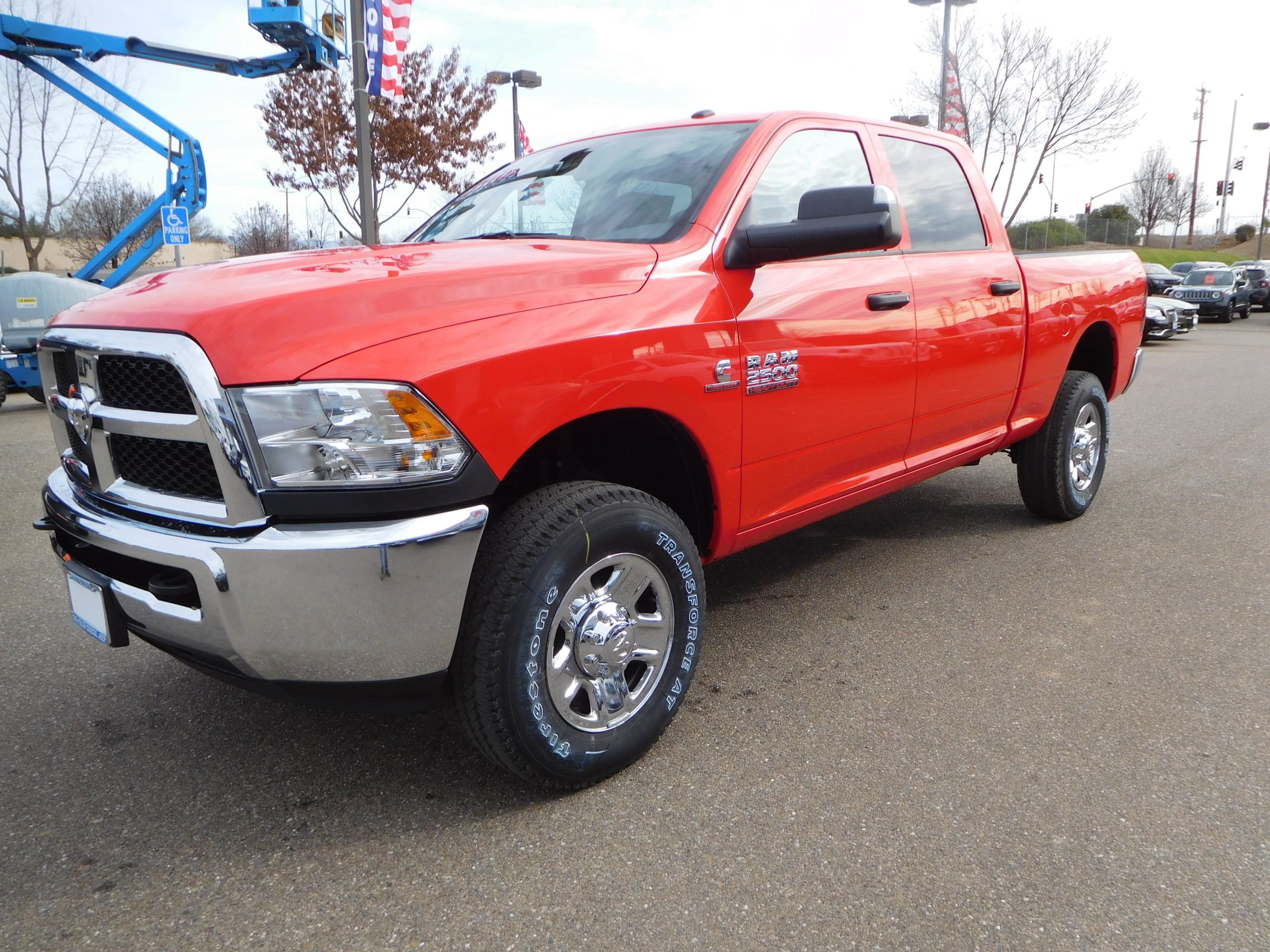 2018 Ram 2500 Crew Cab 4x4,  Pickup #15937 - photo 5