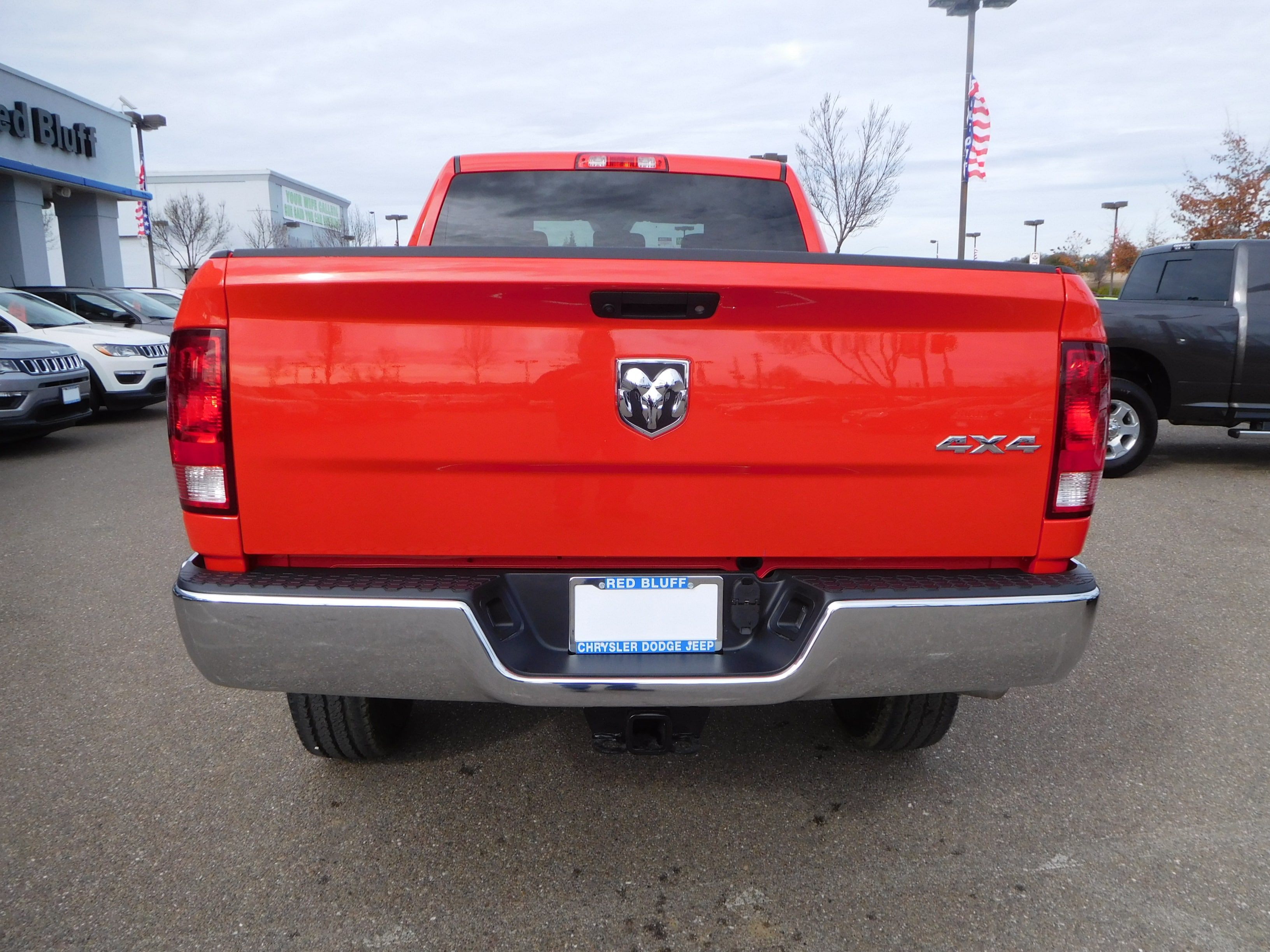2018 Ram 2500 Crew Cab 4x4,  Pickup #15937 - photo 8