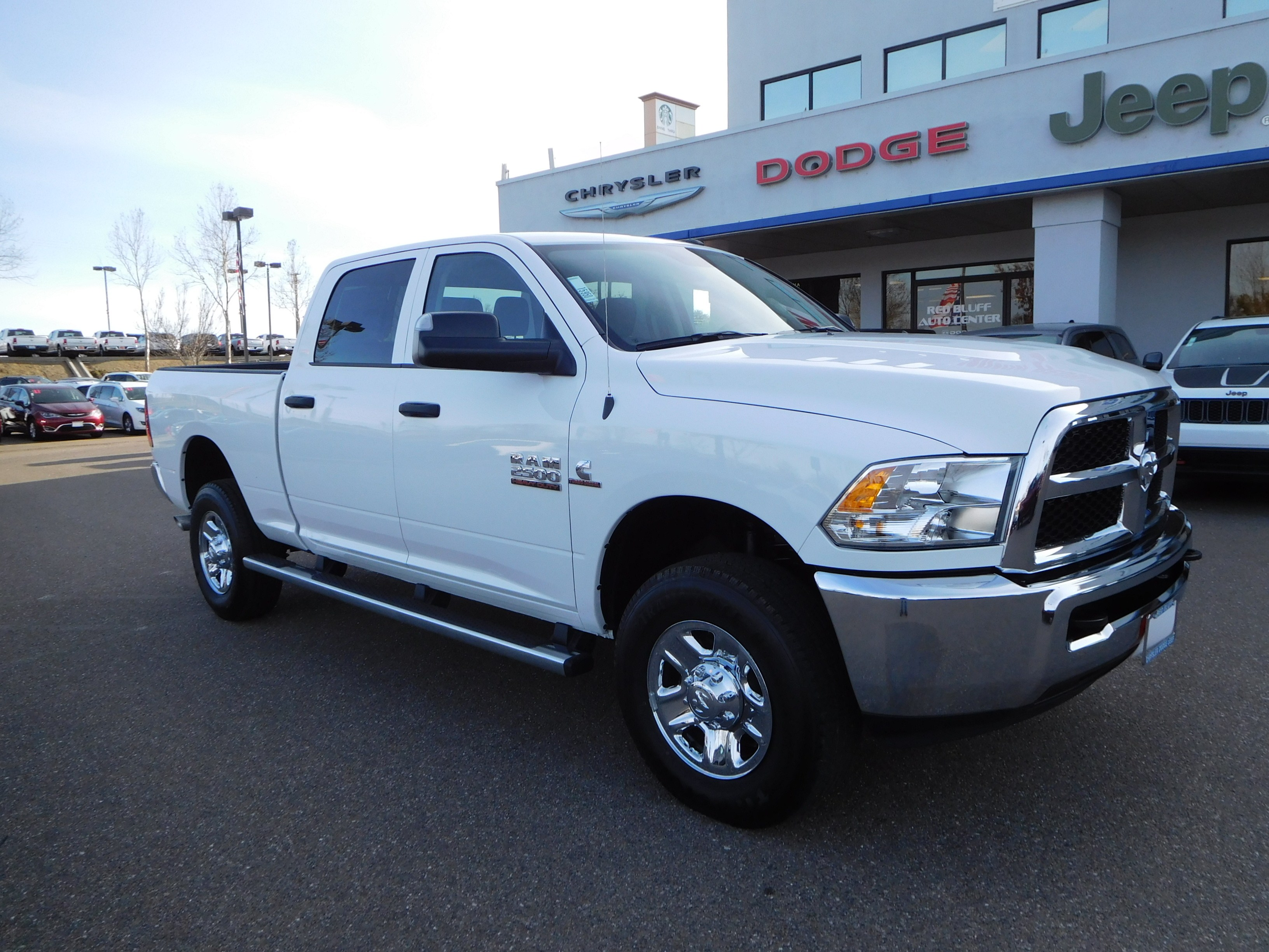 2018 Ram 2500 Crew Cab 4x4,  Pickup #15950 - photo 1