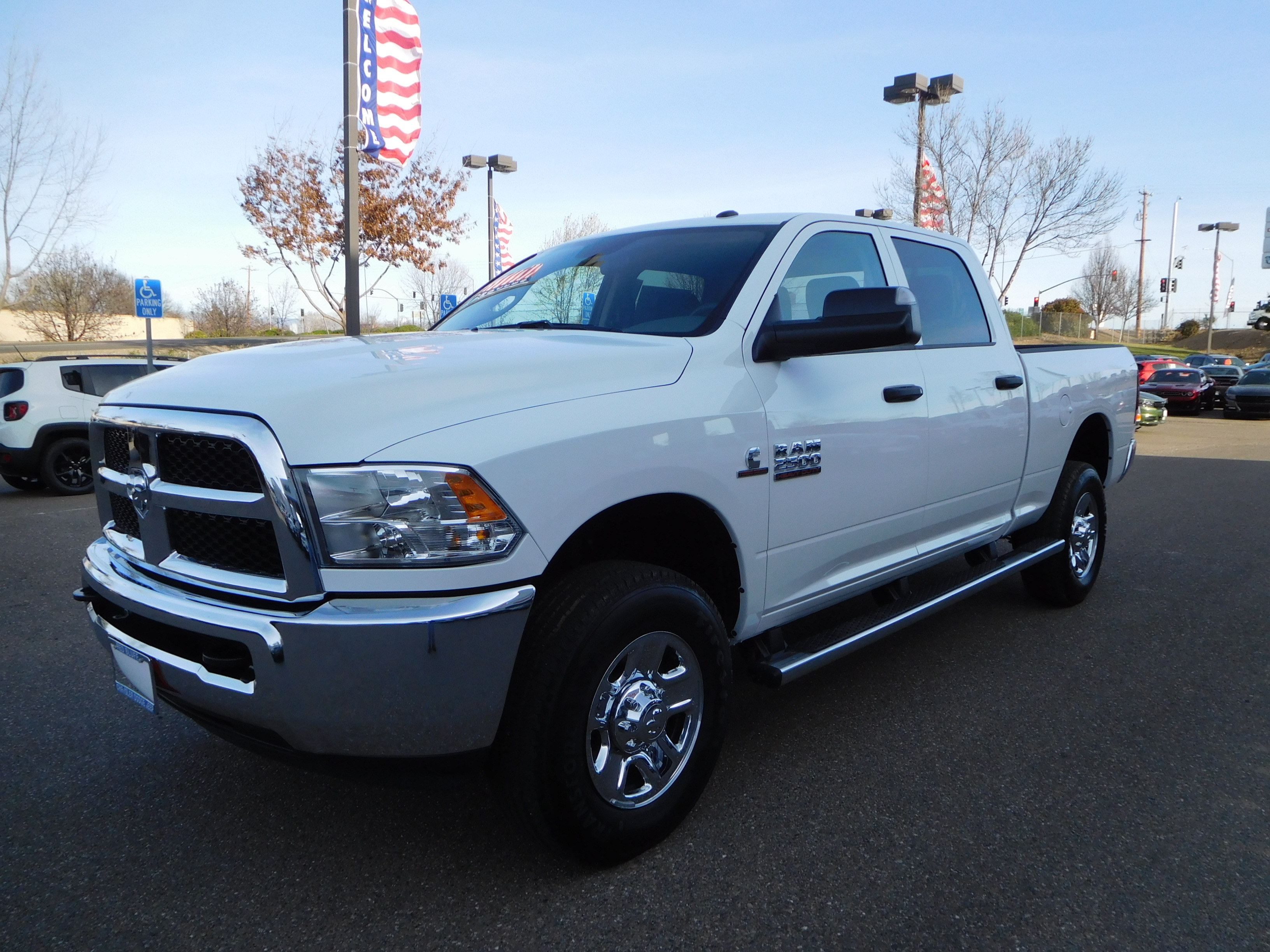 2018 Ram 2500 Crew Cab 4x4,  Pickup #15950 - photo 5