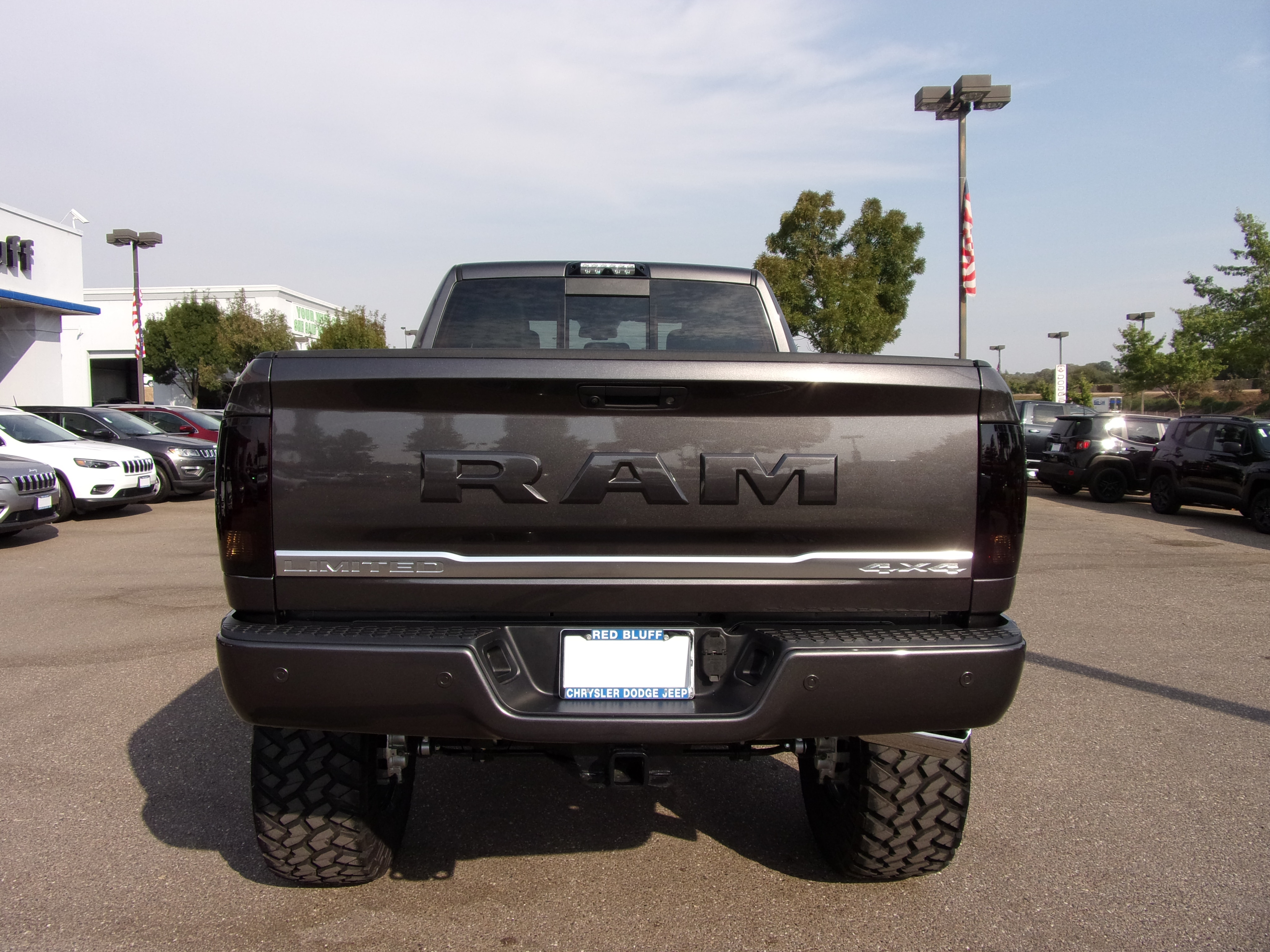 2018 Ram 2500 Crew Cab 4x4,  Pickup #16017 - photo 8