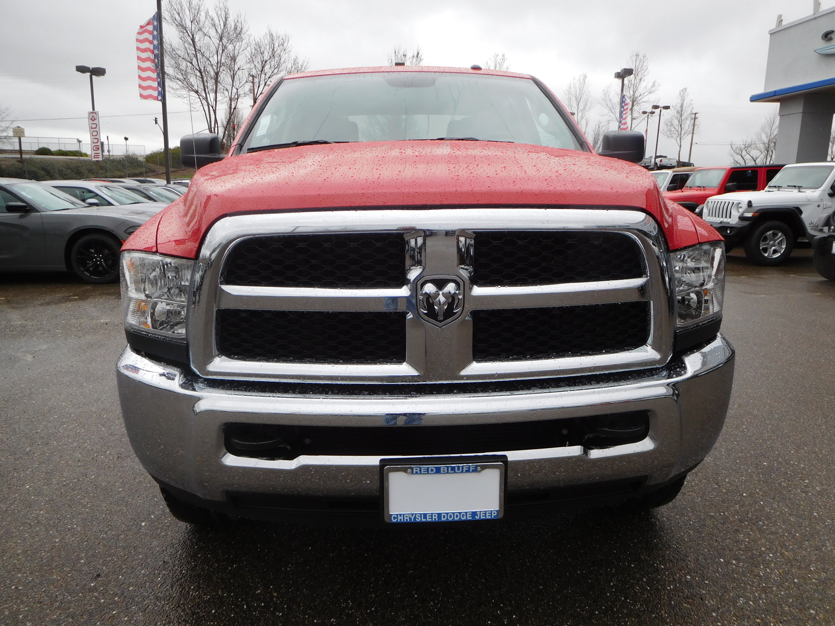 2018 Ram 2500 Crew Cab 4x4,  Pickup #16031 - photo 4