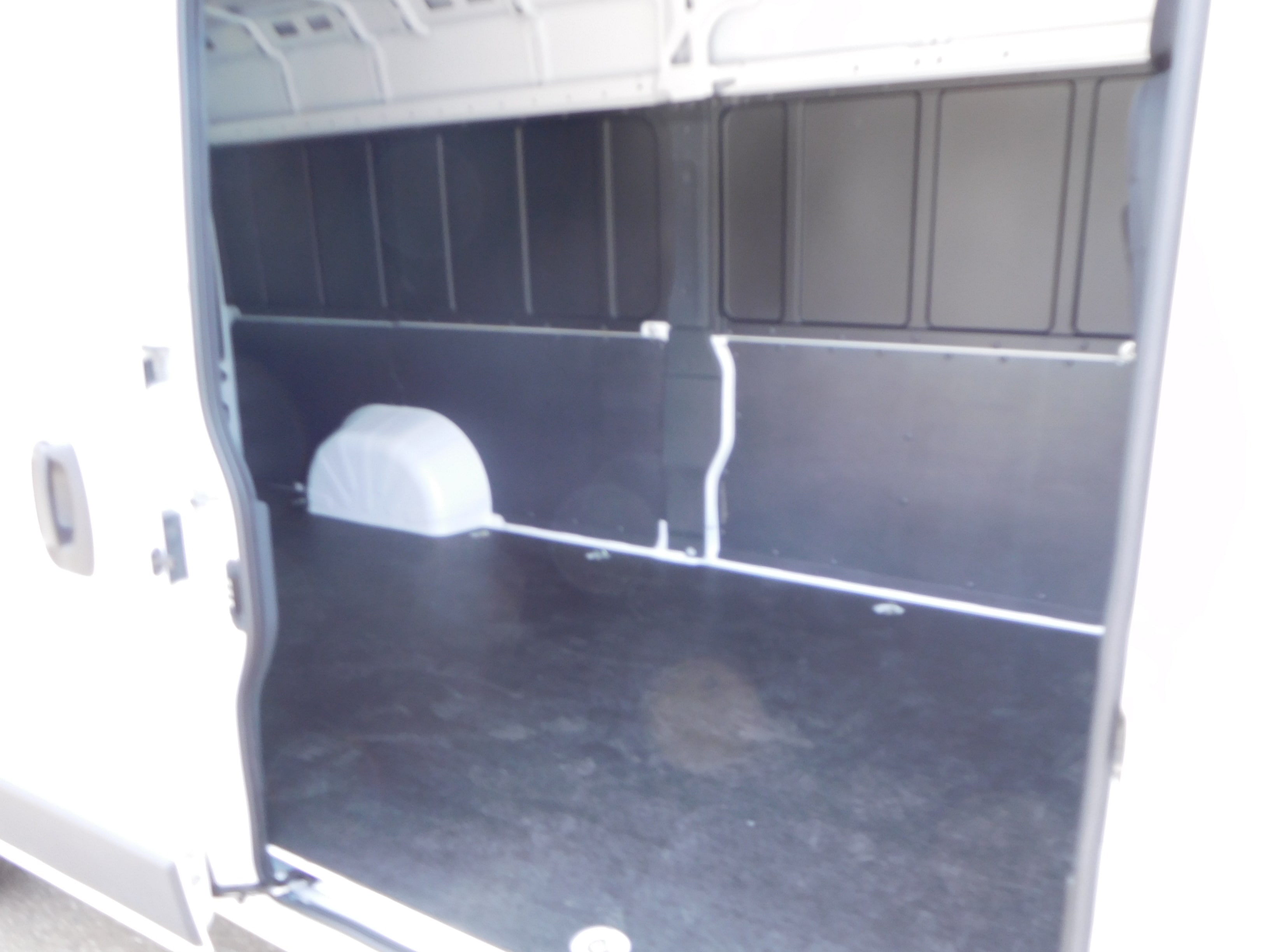 2018 ProMaster 3500 High Roof,  Empty Cargo Van #16055 - photo 12