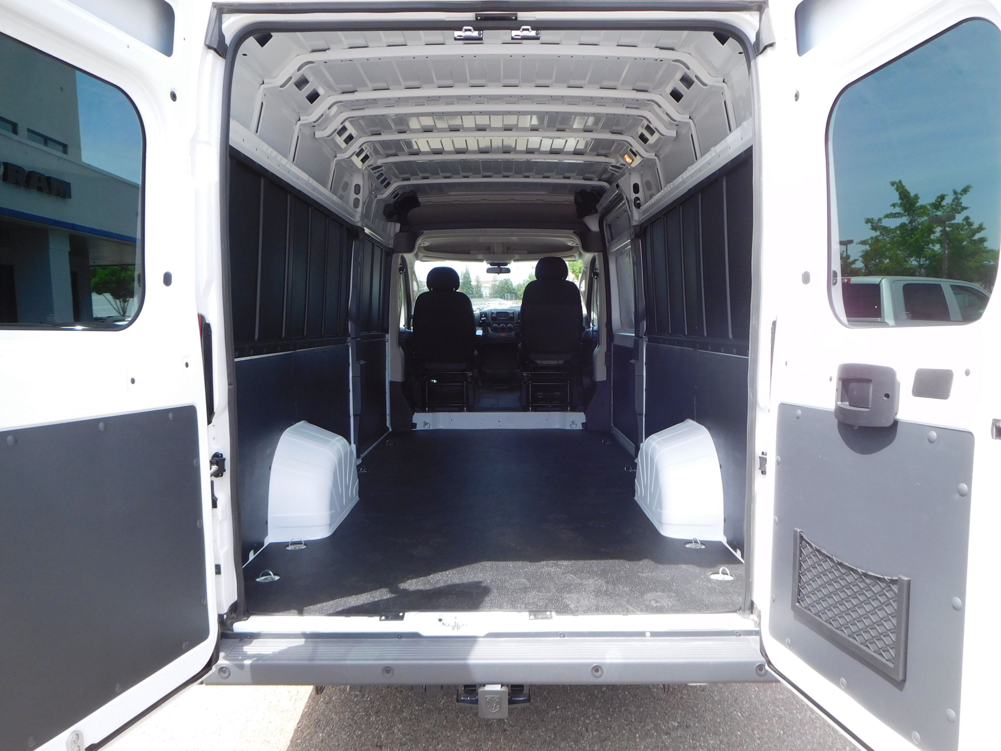 2018 ProMaster 3500 High Roof,  Empty Cargo Van #16055 - photo 2