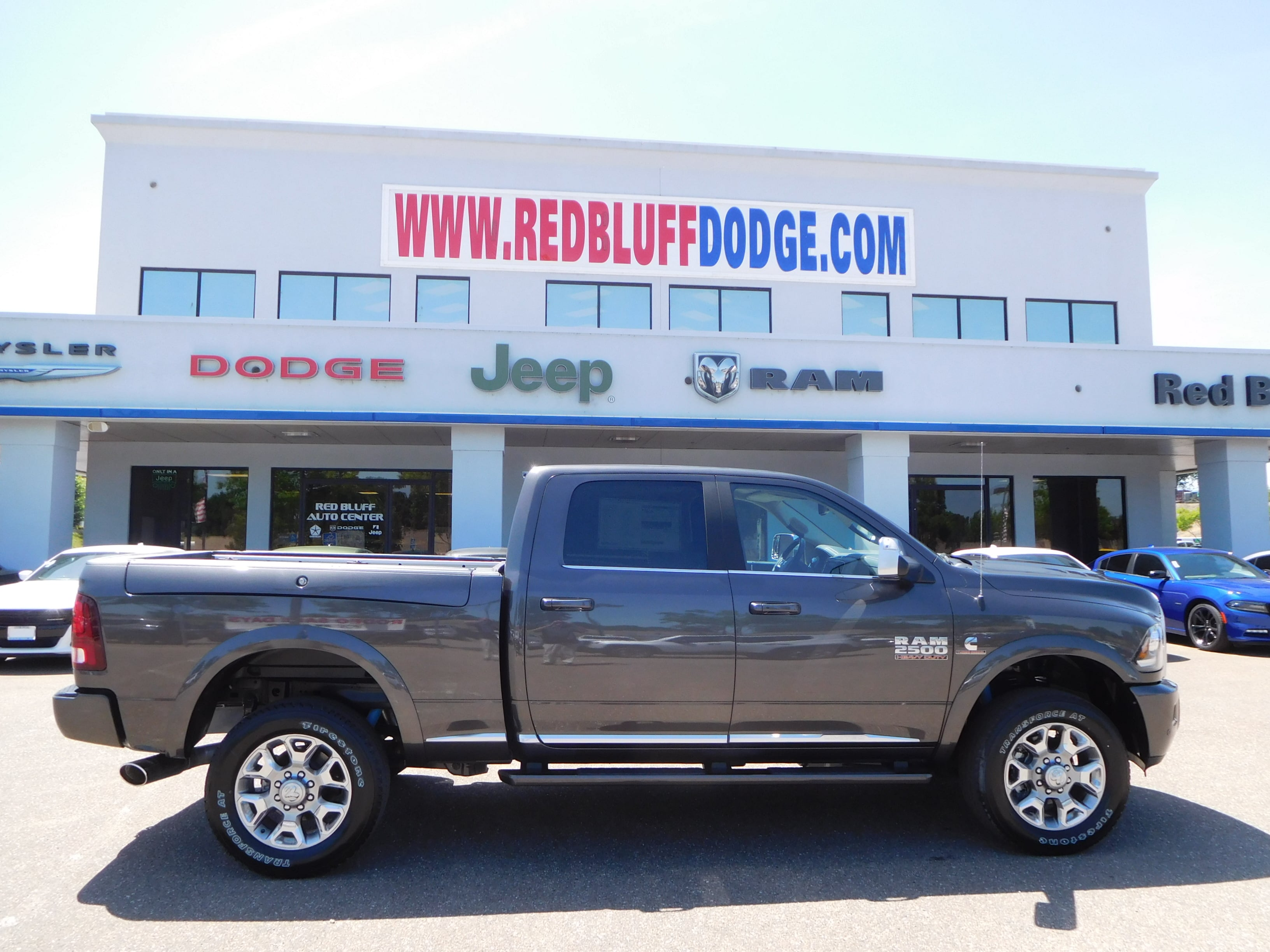 2018 Ram 2500 Crew Cab 4x4,  Pickup #16119 - photo 3