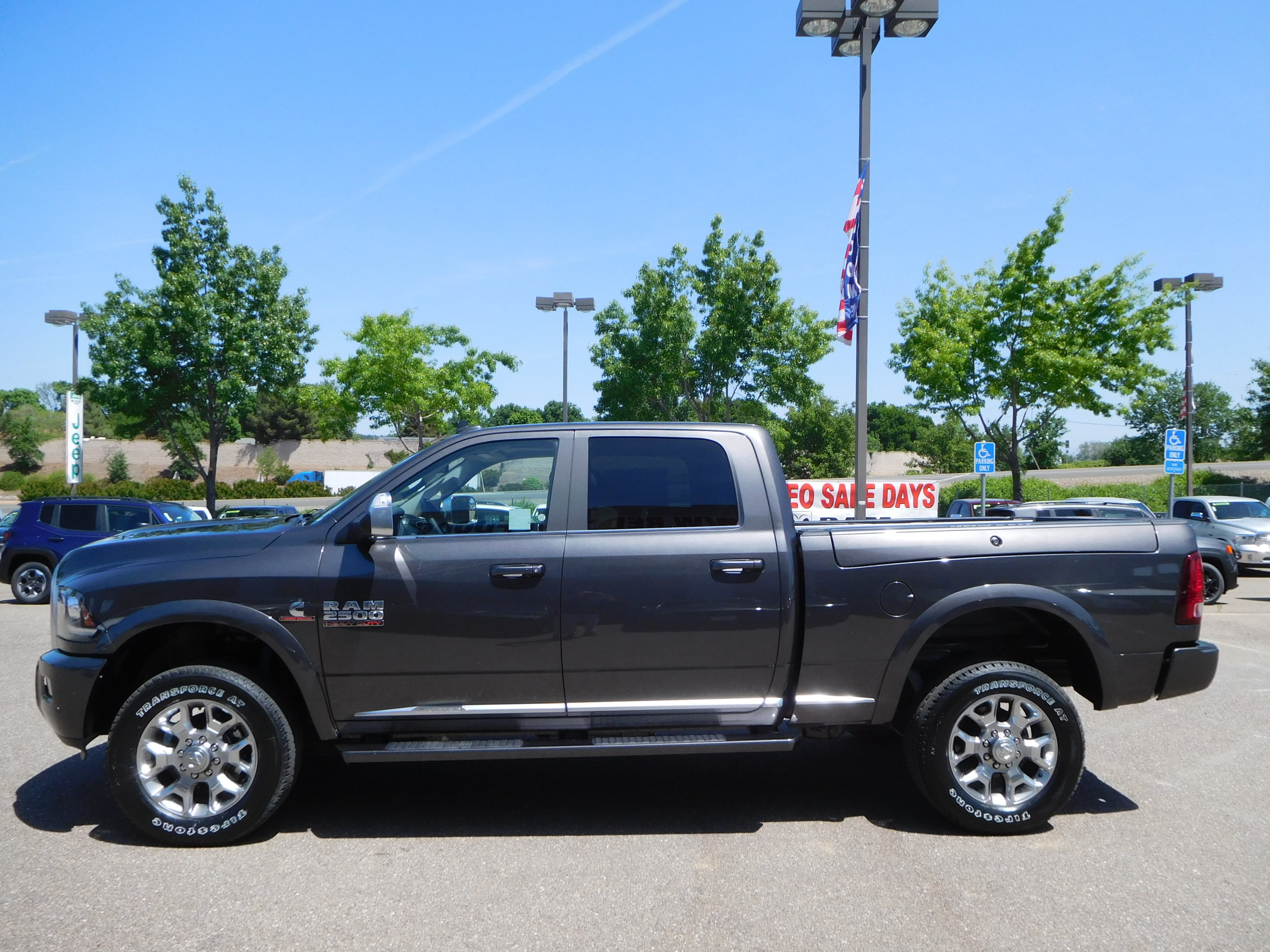 2018 Ram 2500 Crew Cab 4x4,  Pickup #16119 - photo 6