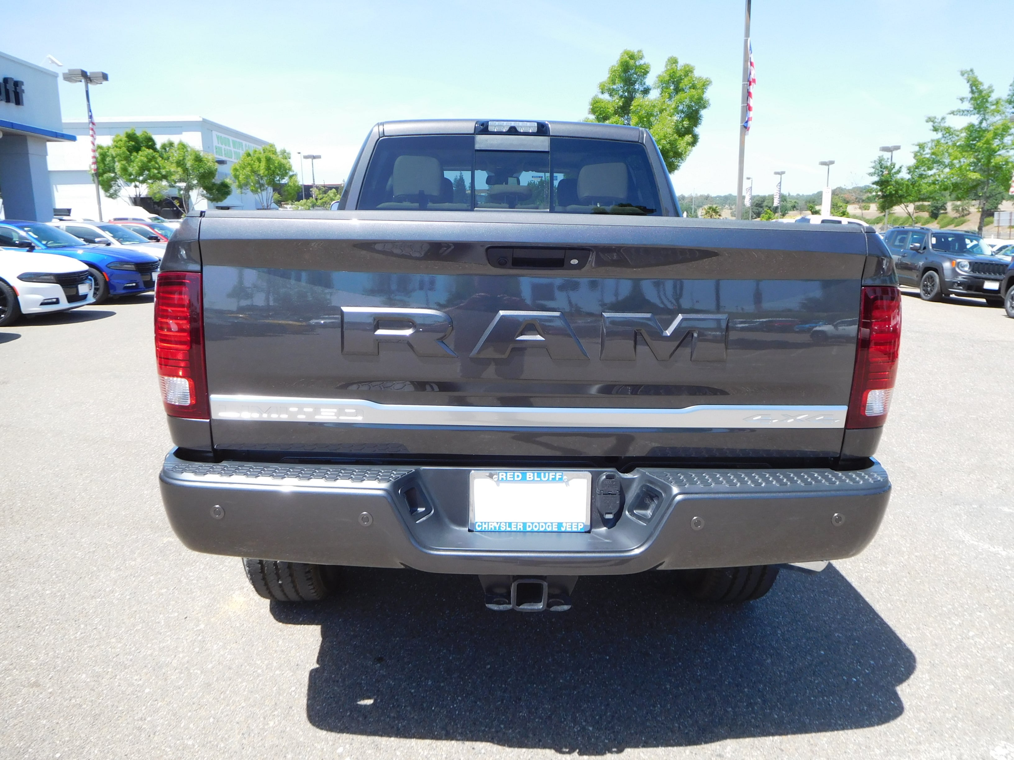 2018 Ram 2500 Crew Cab 4x4,  Pickup #16119 - photo 8