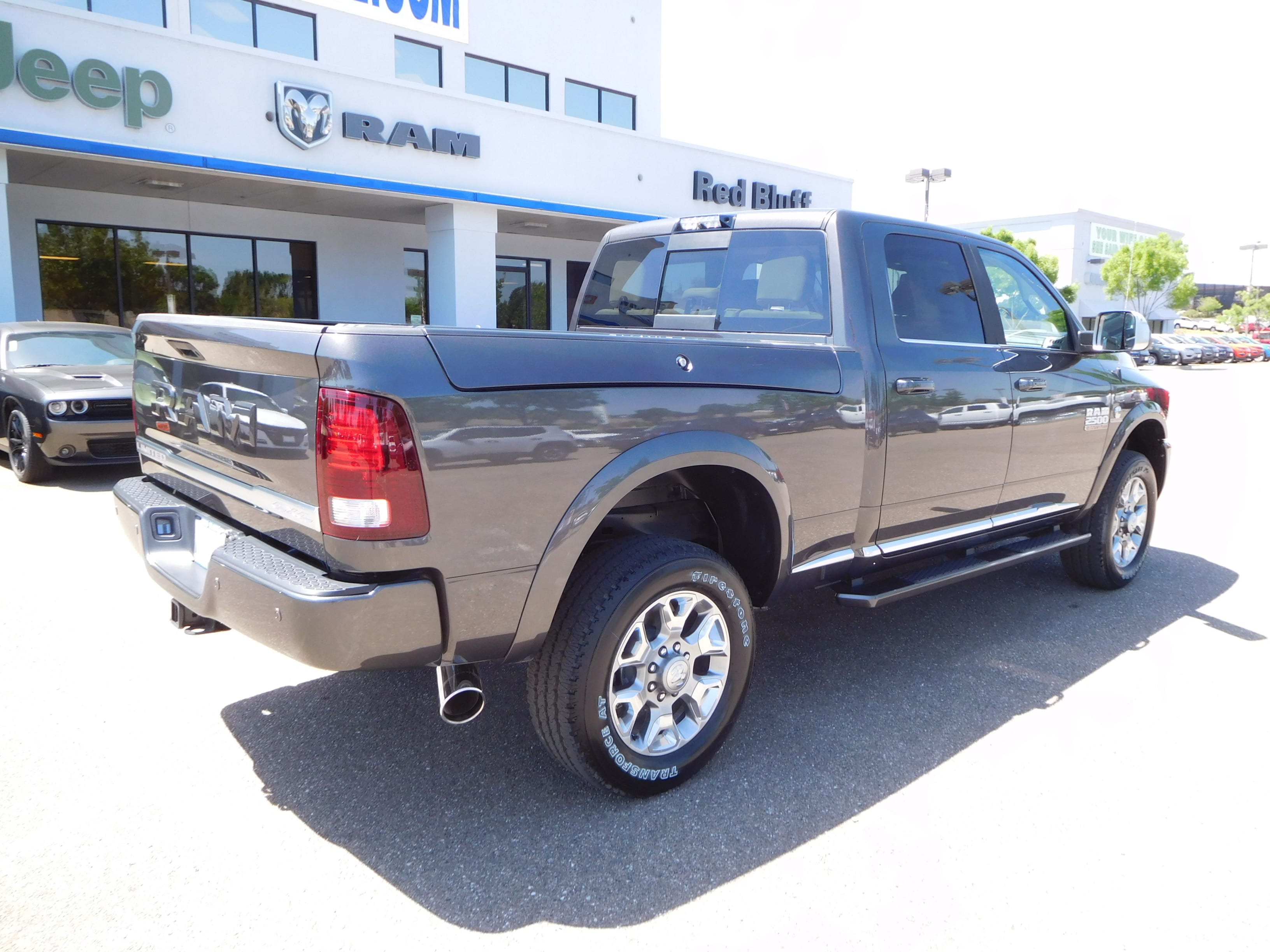 2018 Ram 2500 Crew Cab 4x4,  Pickup #16119 - photo 2